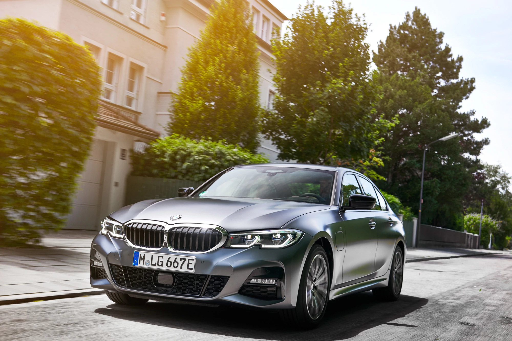 2021 BMW 3 Series Gets Plug-In Hybrid With Increased EV Range