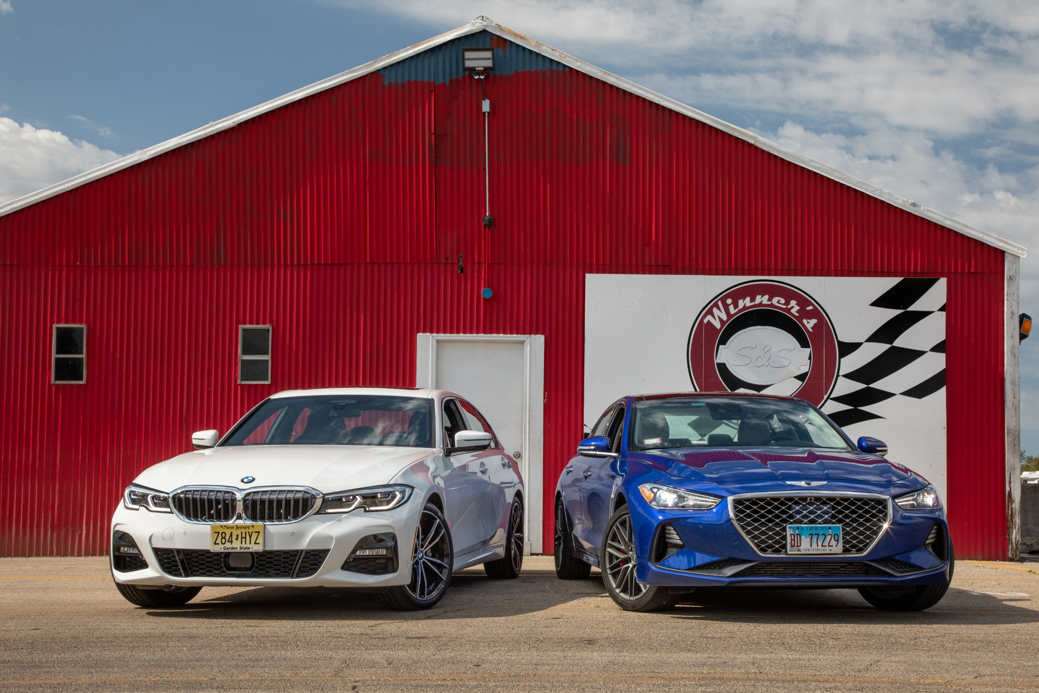 Genesis G70 Vs. BMW 3 Series: Battle of the Best?