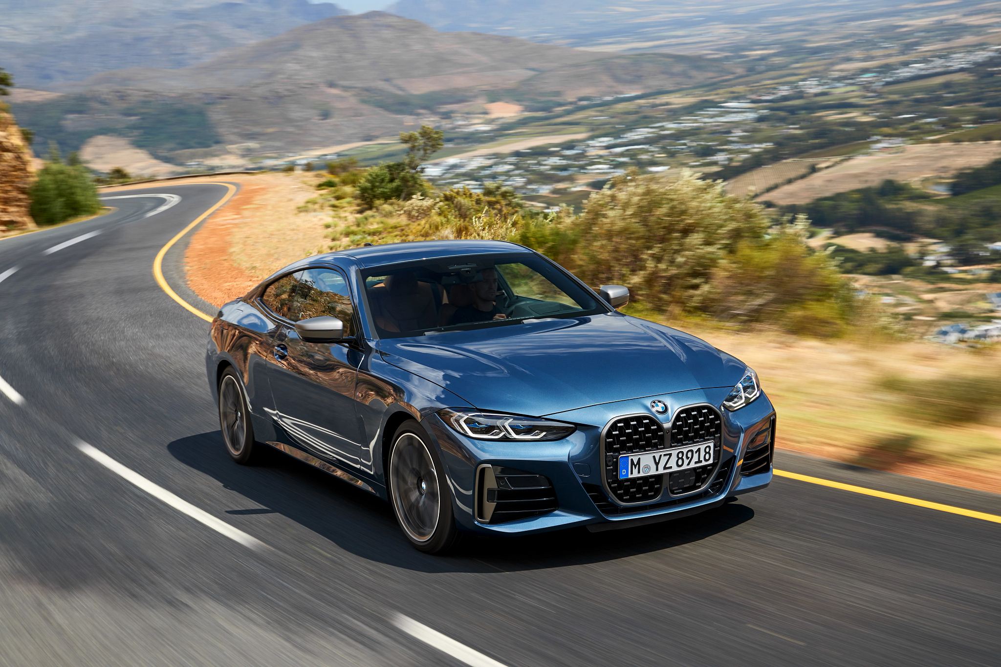 2021 BMW 4 Series: More Power, More Tech, More Grille, Just … More on the 4