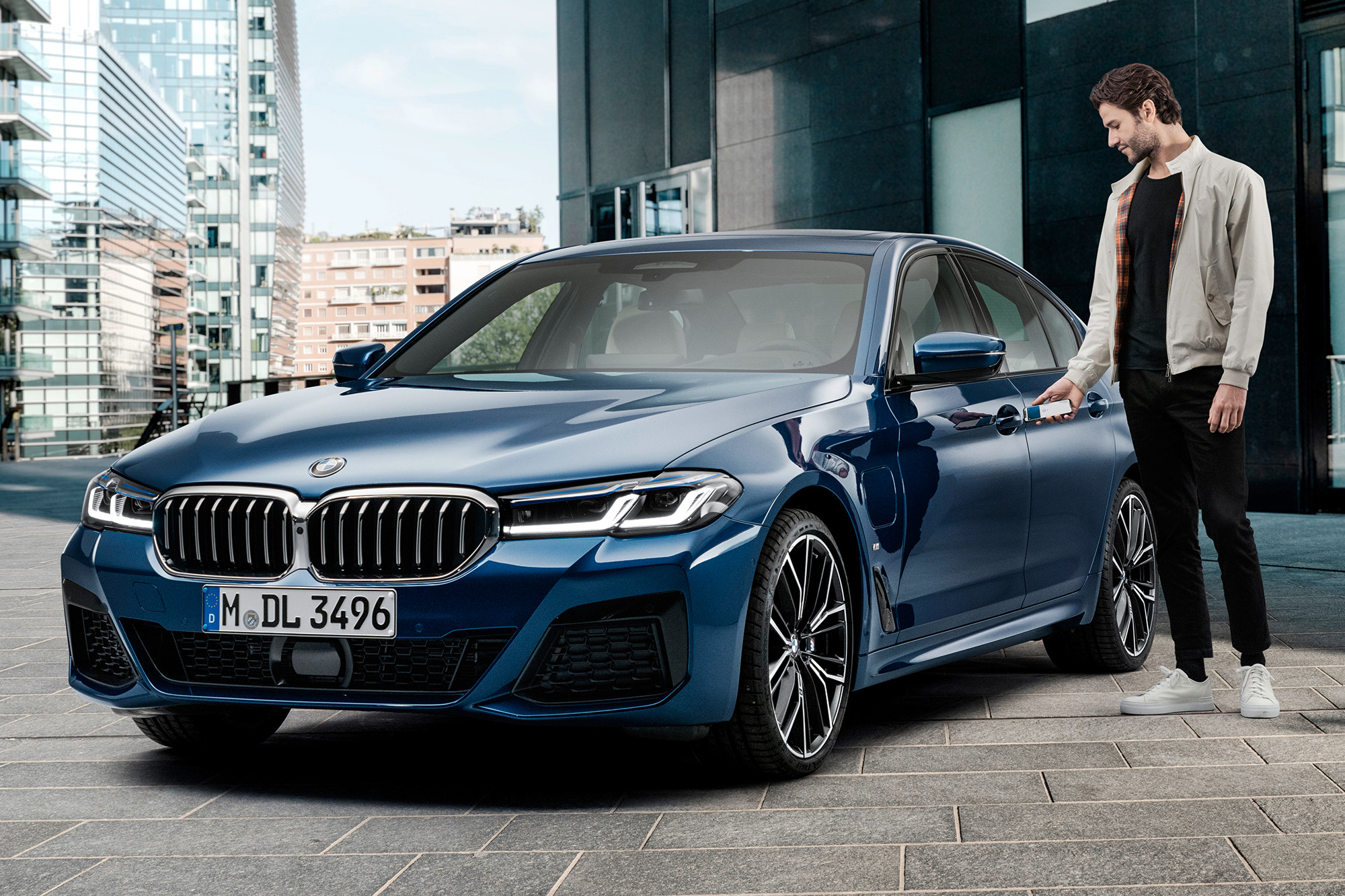 BMW First to Let You Unlock, Start Your Car With iPhone Digital Key