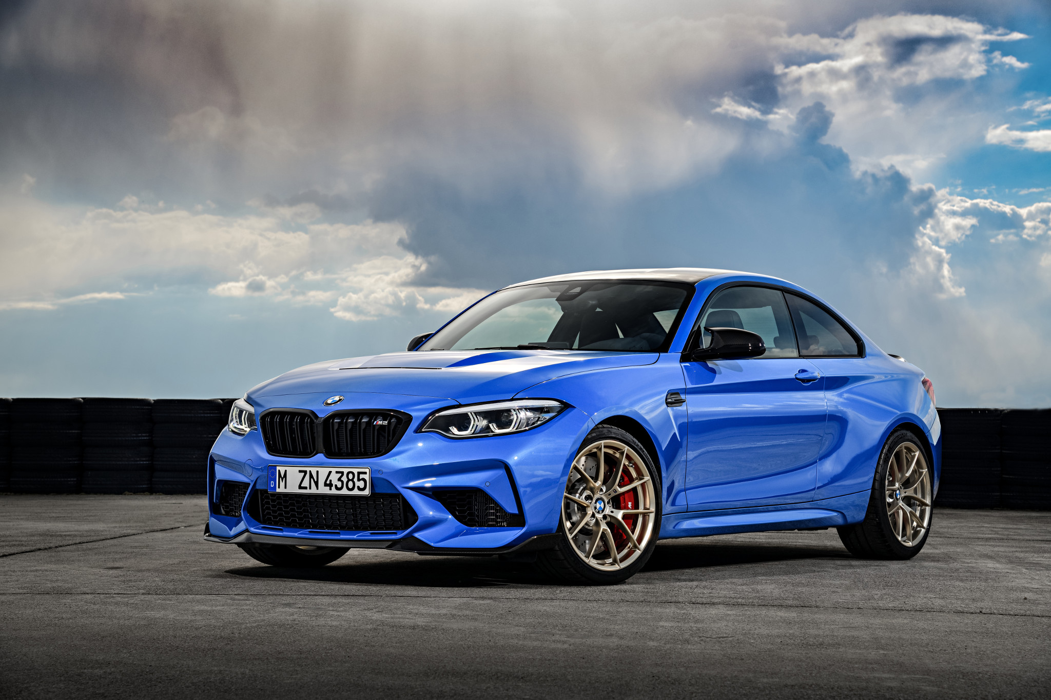 BMW Packs More Heat Into Small Package With 2020 M2 CS Coupe