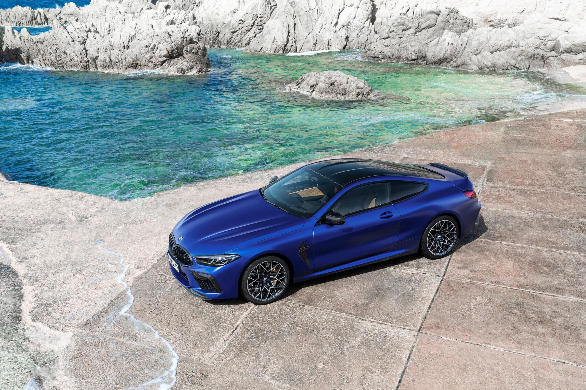 2020 Bmw M8 Mo Money Mo Power News Cars Com