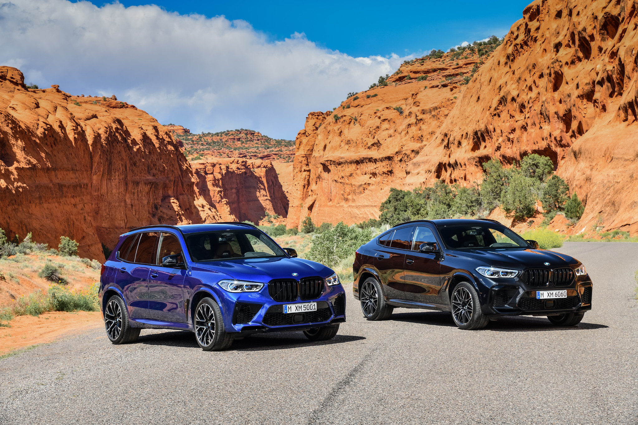 2020 BMW X5 M and X6 M: SUVs With Scoot