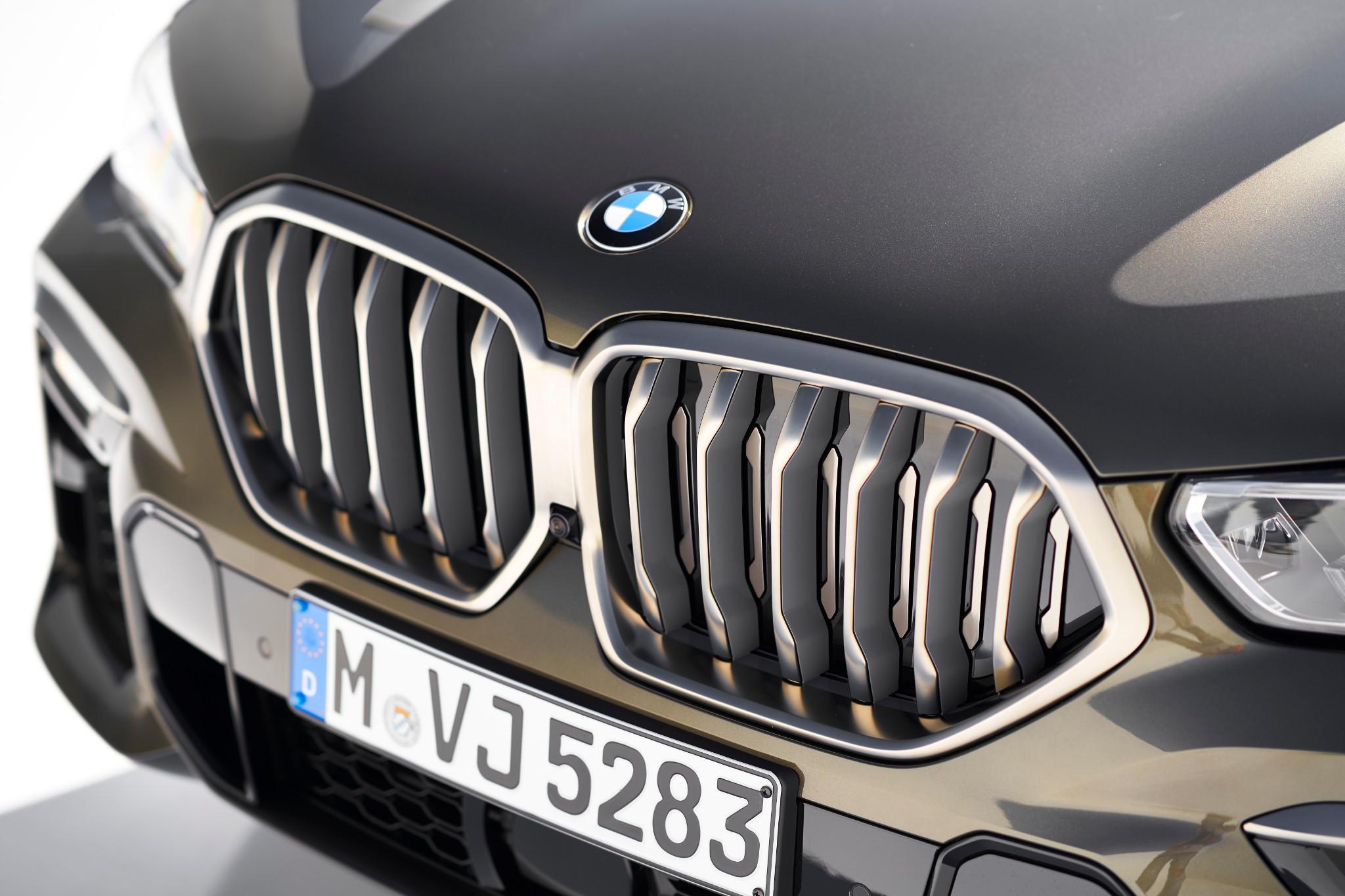 Redone 2020 Bmw X6 Coupe A Rakish Take On 2019 X5 Suv News