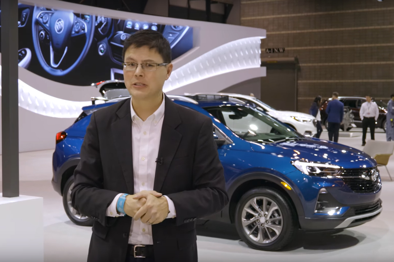 2020 Buick Encore GX Video: This Encore Is Actually a Debut