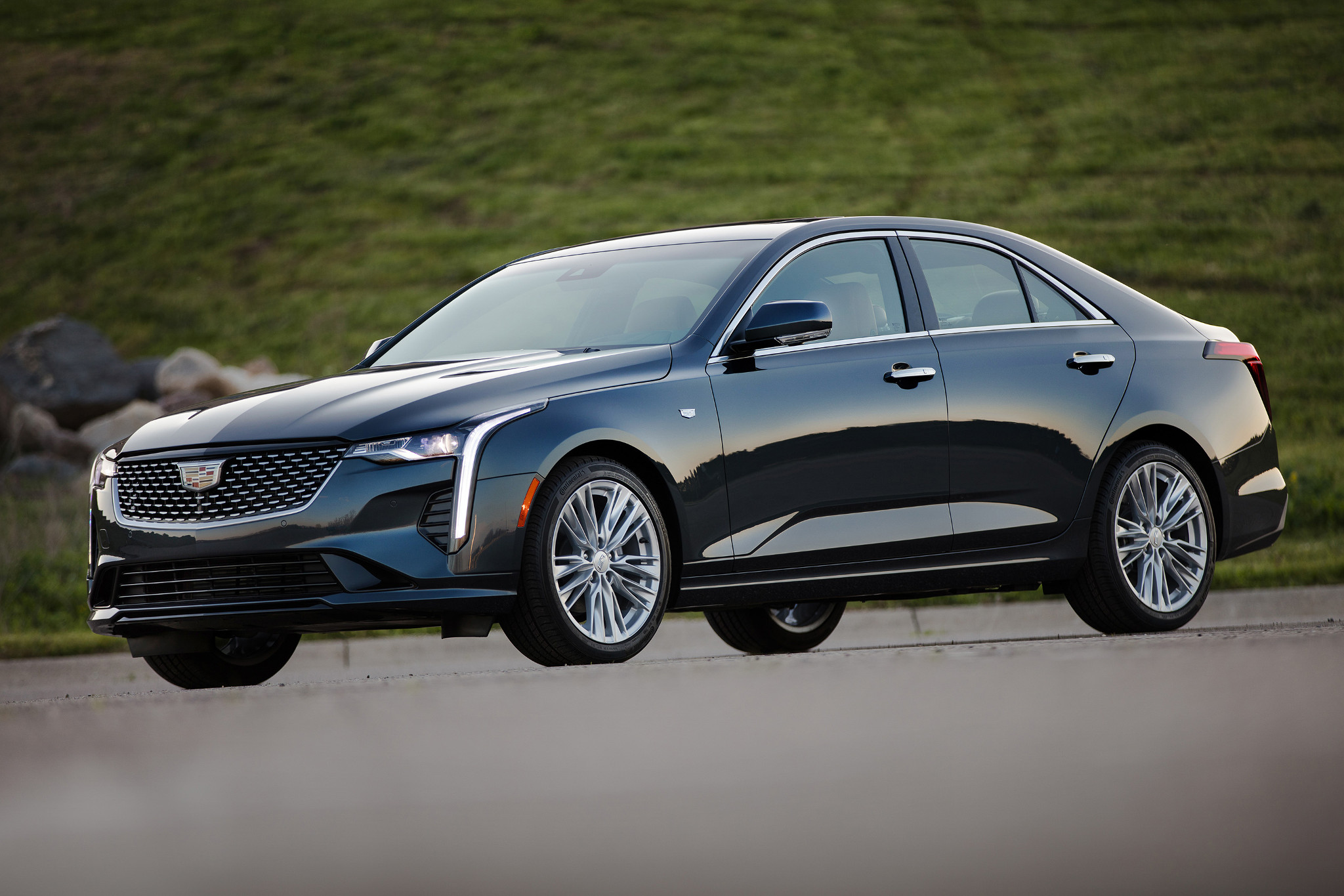 Cadillac Drops the Deets on Civilian CT4 for 2020