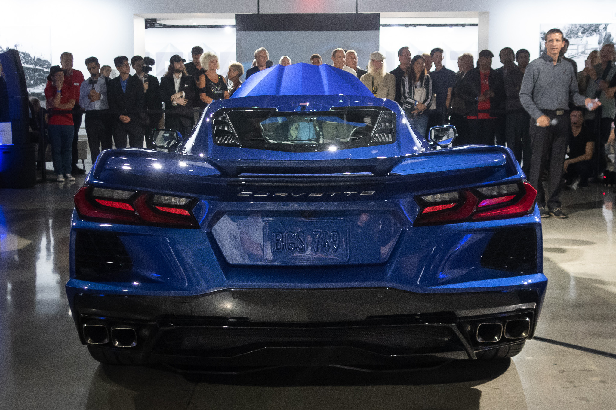 We Got Up Close to the 2020 Chevrolet Corvette … Pictures Can't Prepare You
