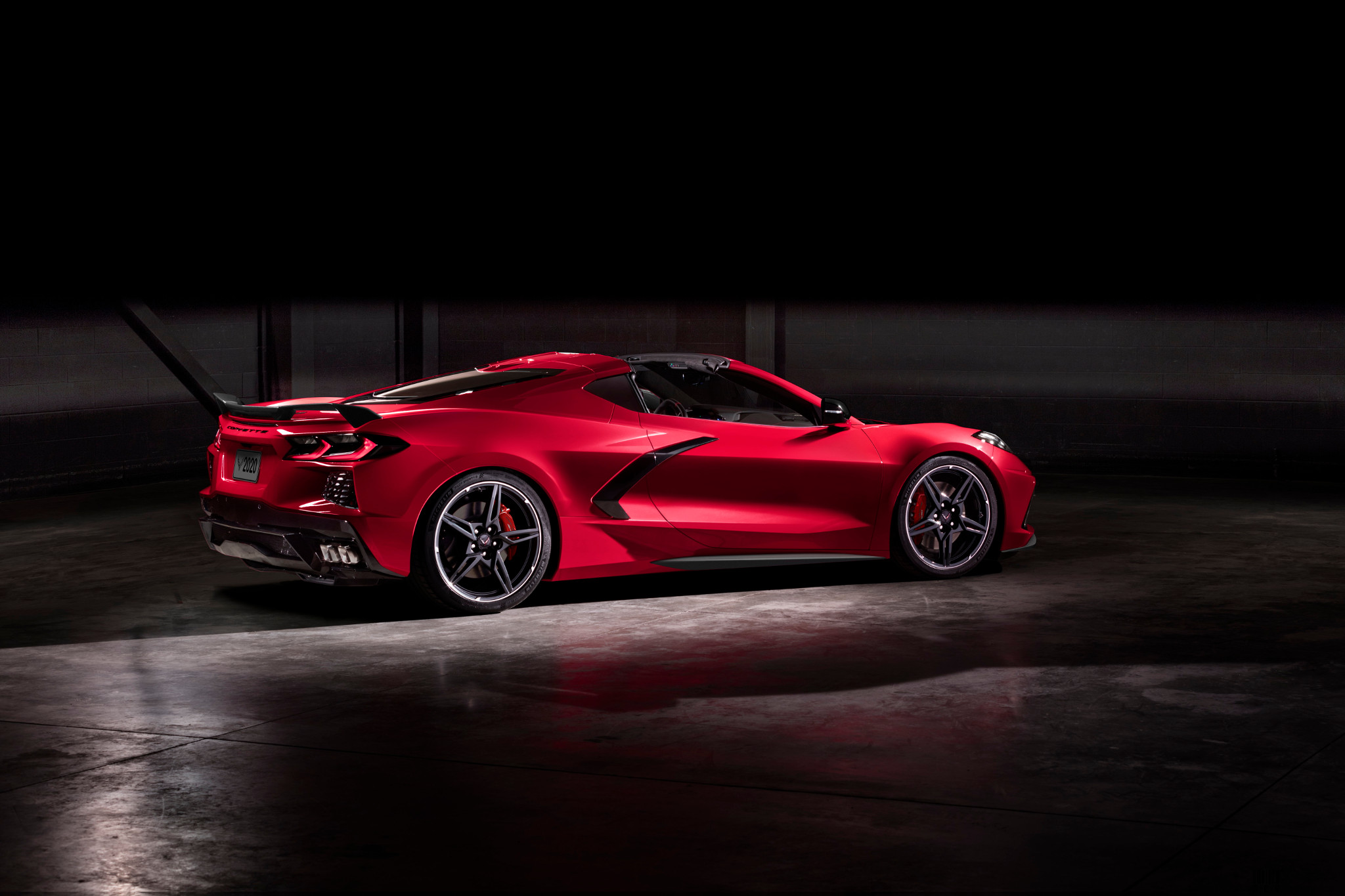 2020 Chevrolet Corvette Stingray 8 Fast Facts About The Fastest