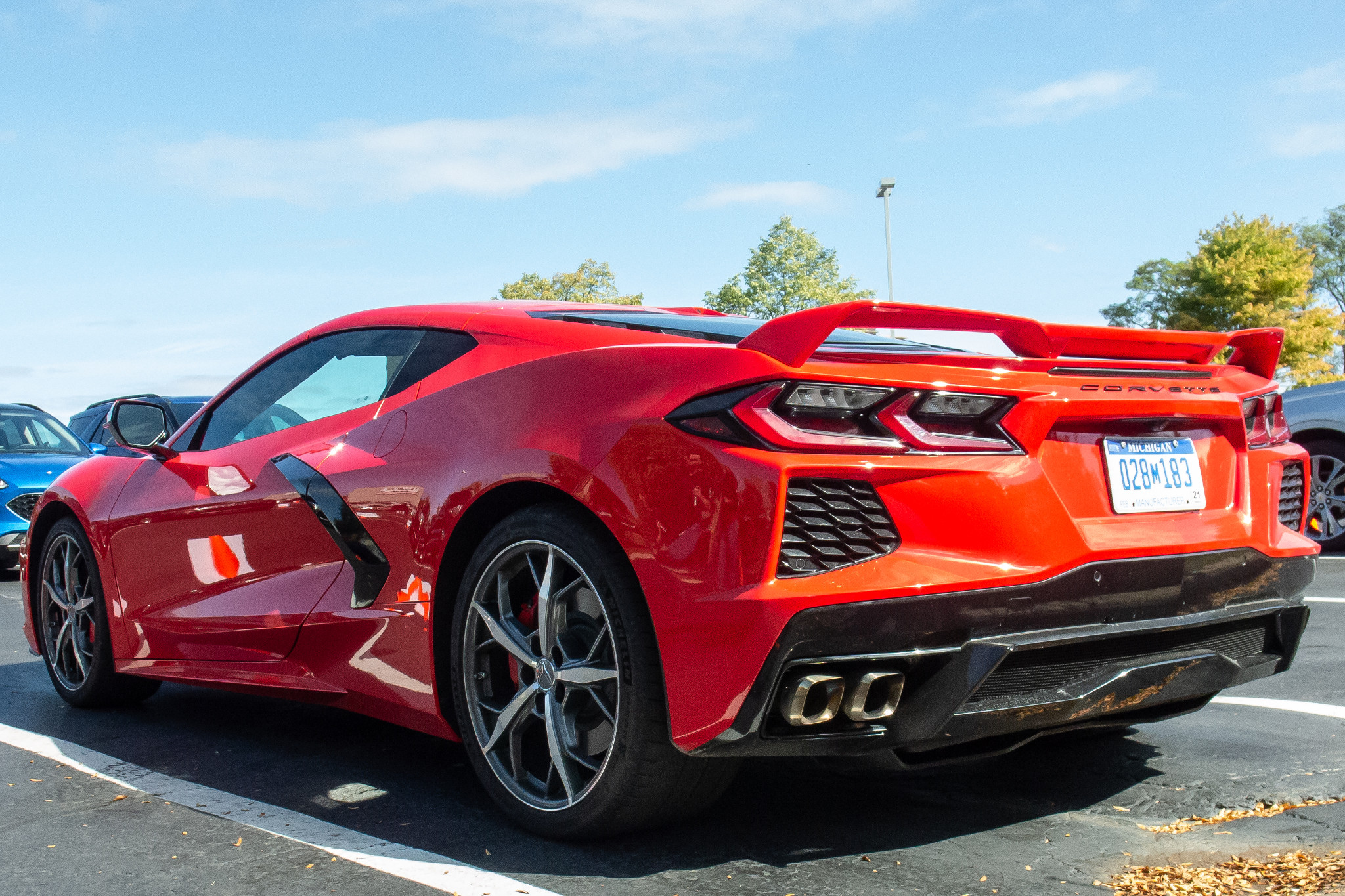2020 Chevrolet Corvette: What It Lacks in Timeliness, It Makes Up in Zero-to-60 Time