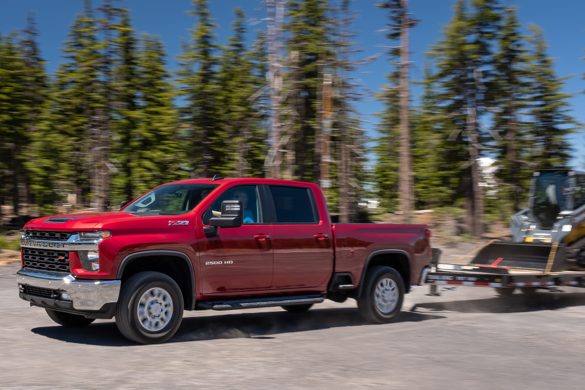2020 Chevrolet Silverado 2500/3500 Review: Towing Made Easy