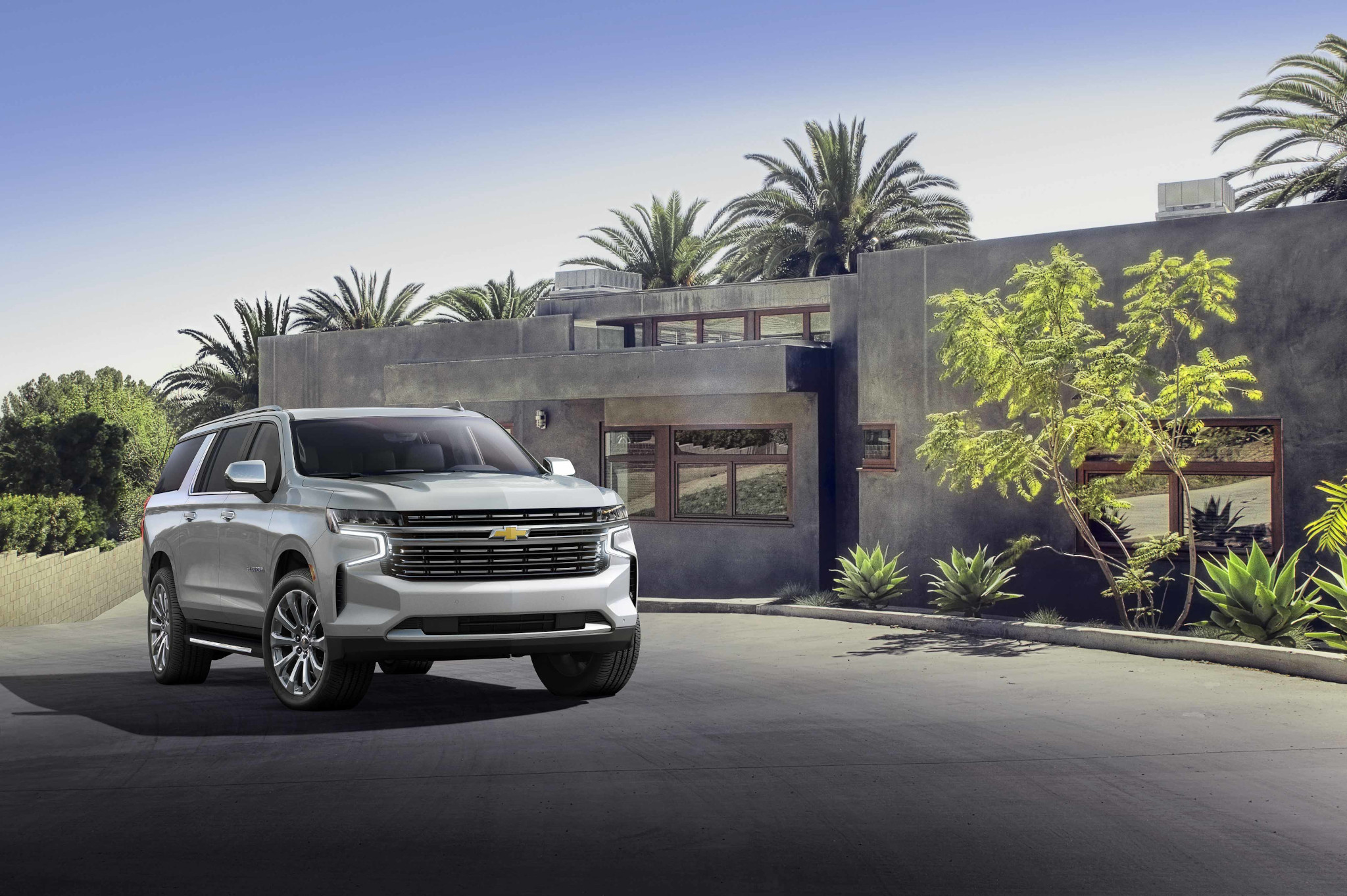 2021 Chevrolet Suburban and Tahoe: Big Is Back