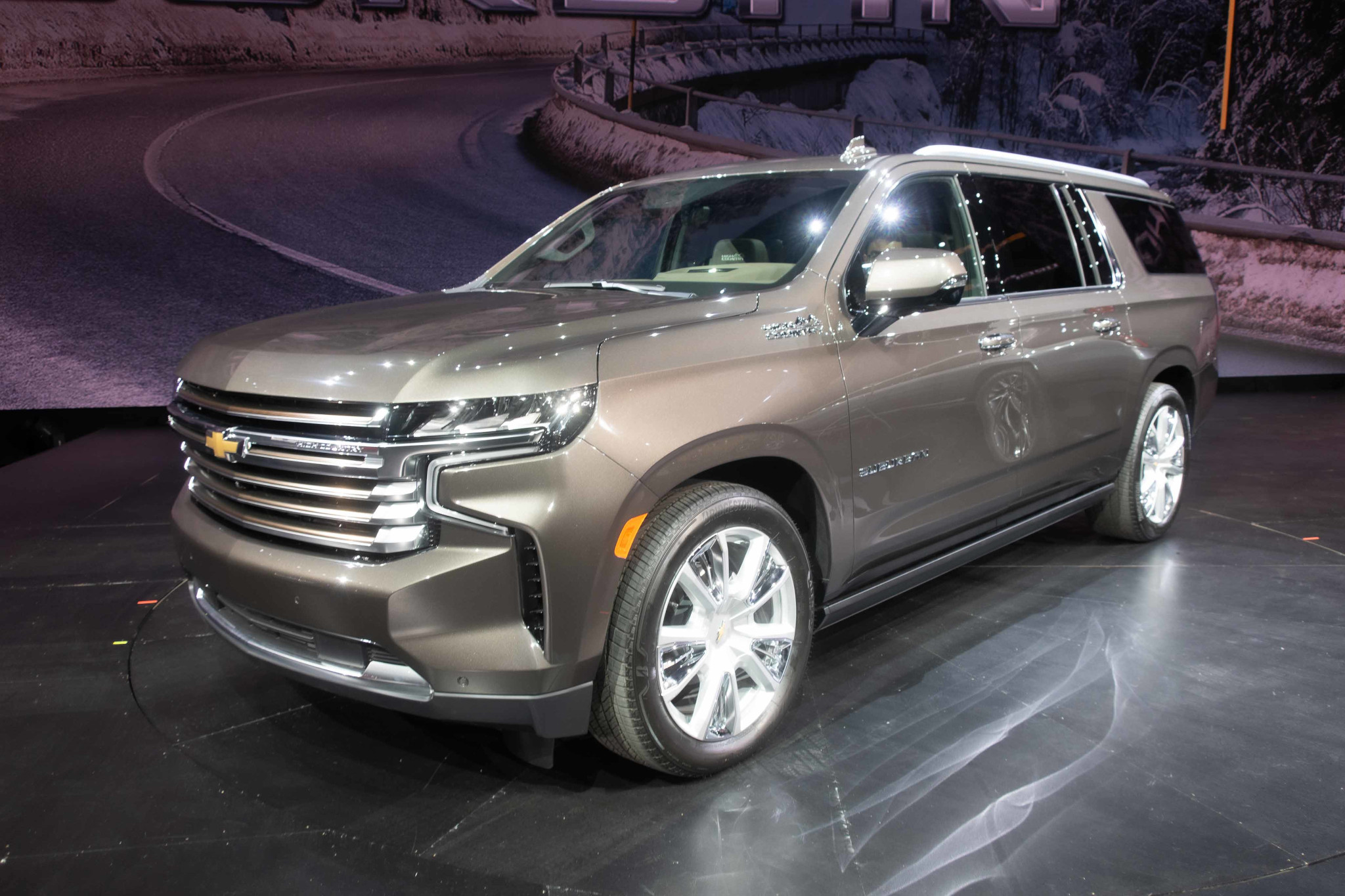 2021 Chevrolet Suburban and Tahoe: The General Did Its Homework