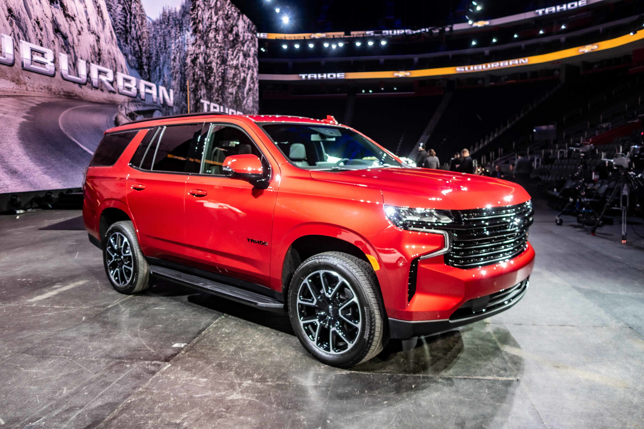 2021 Chevrolet Suburban and Tahoe: The General Did Its ...