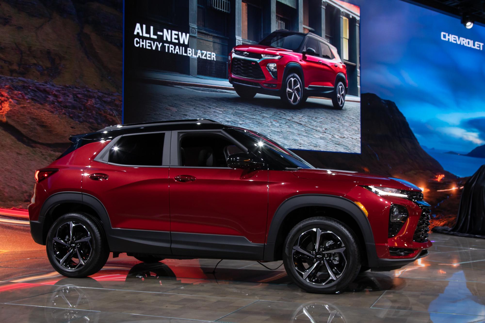2021 Chevrolet Trailblazer: Taking the Road More Traveled ...