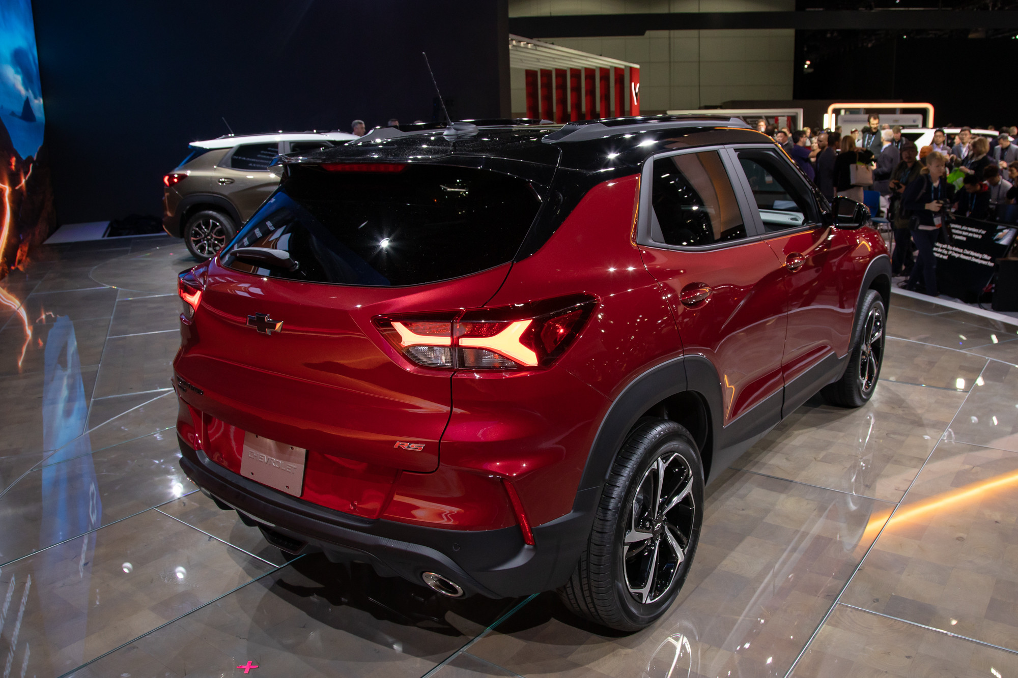2021 chevrolet trailblazer video not the trailblazer you
