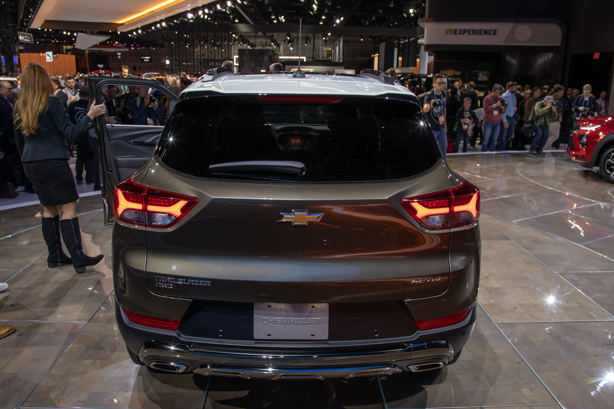 2021 Chevrolet Trailblazer: Taking the Road More Traveled