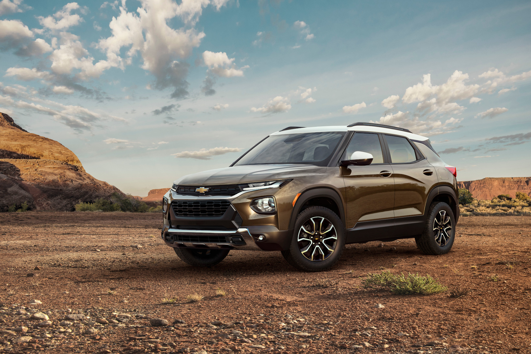 2021 Chevrolet Trailblazer: SUV Carries Torch for Past, Fired Up for Future