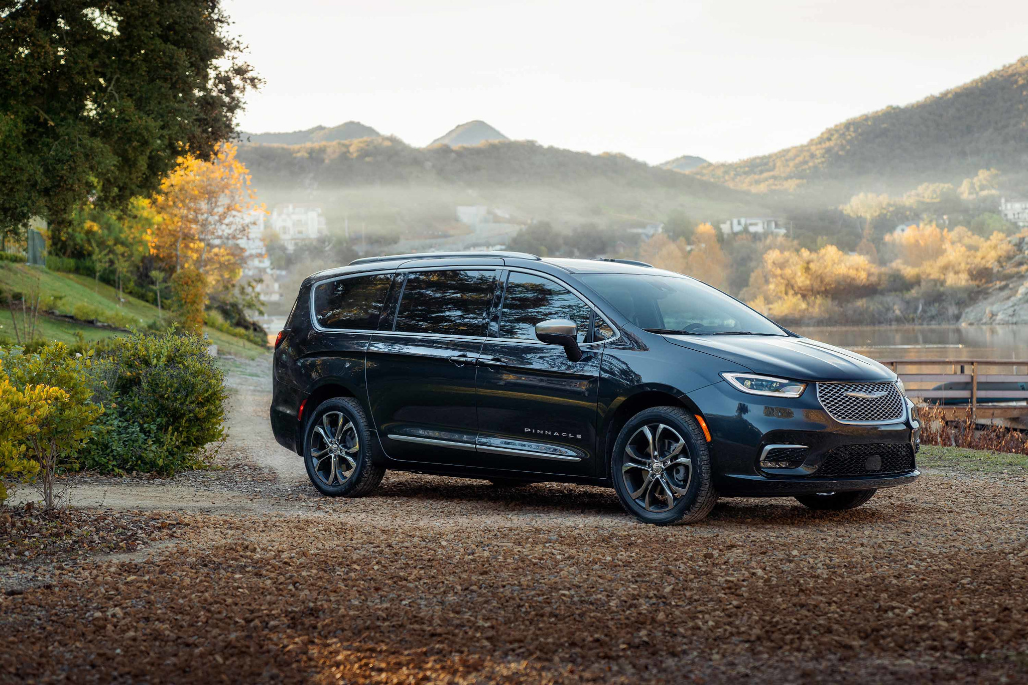 2021 Chrysler Pacifica: Because You'd Really Rather Have an SUV