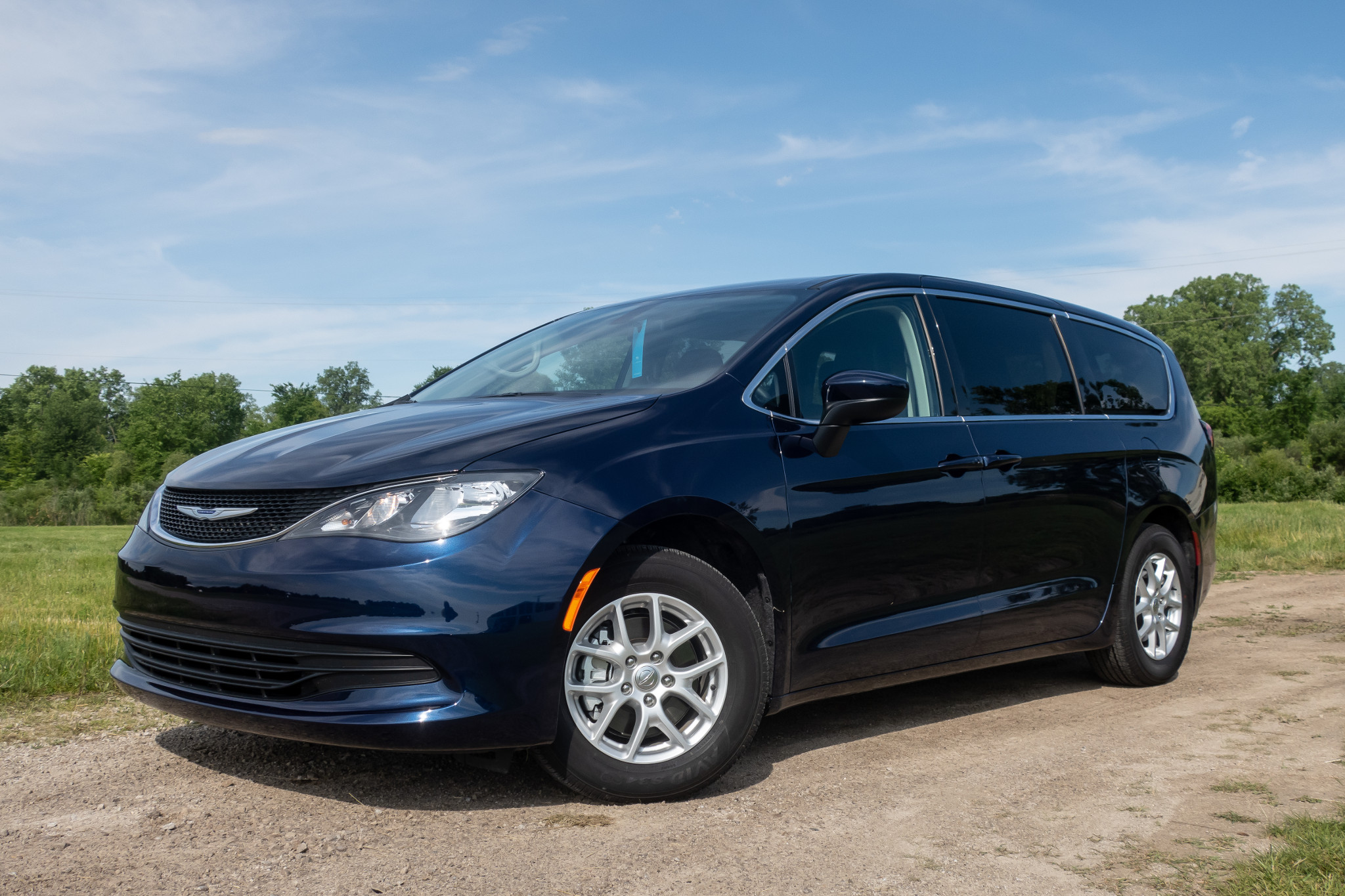 Here S What S New On The 2020 Chrysler Pacifica News