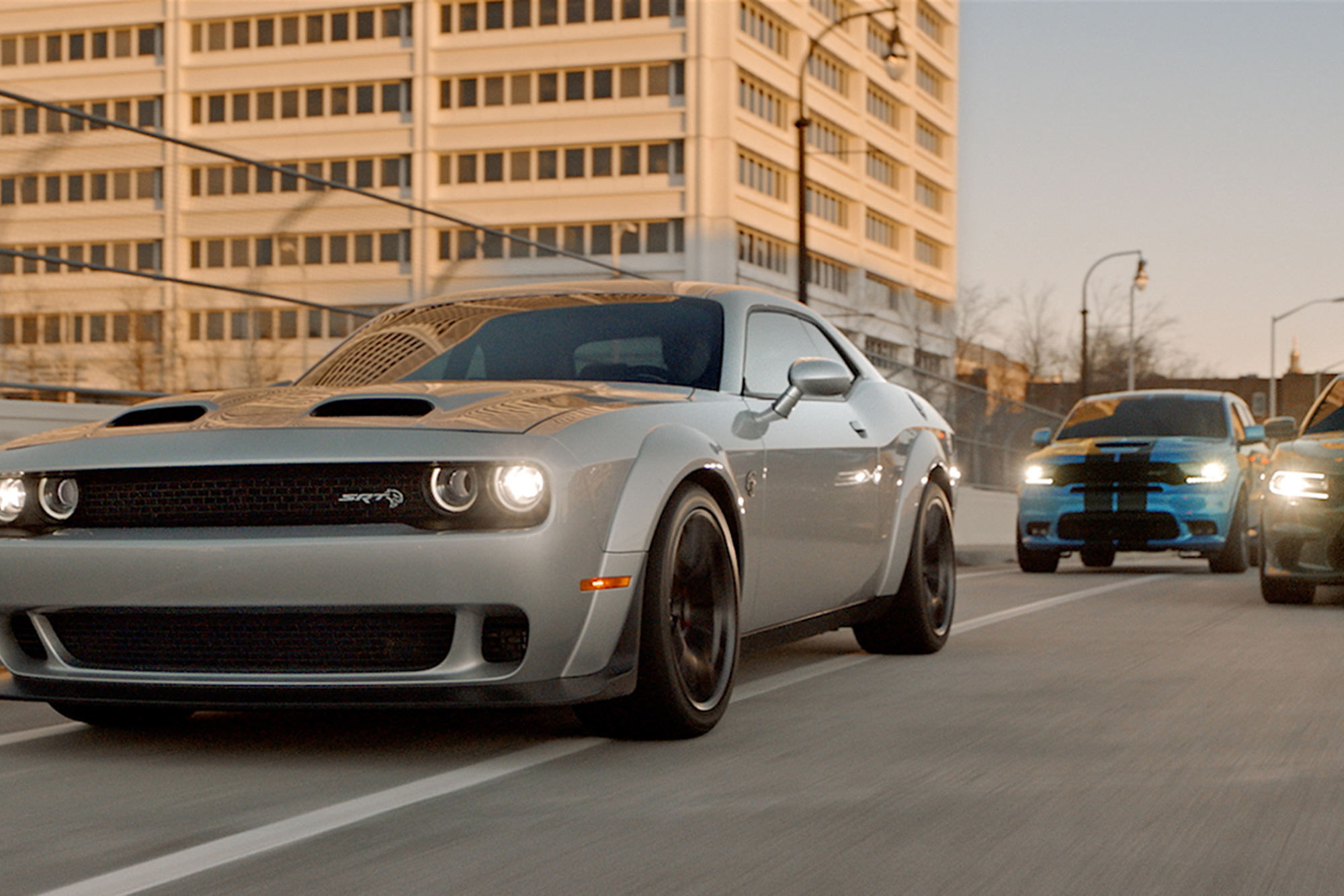 Charger Vs Challenger >> More Power For Your Dollar With Dodge Challenger Charger