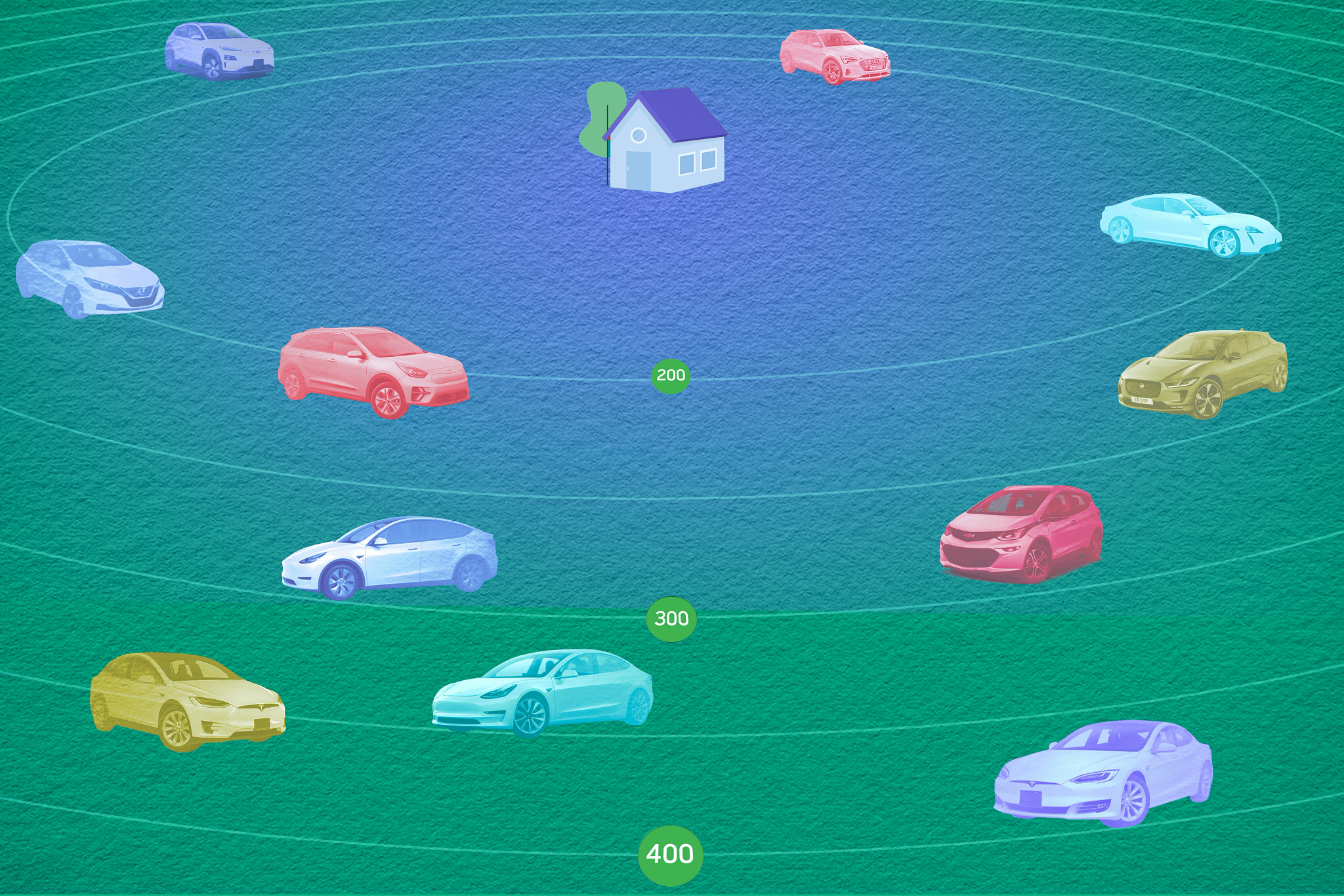 Electric Cars With the Longest Range