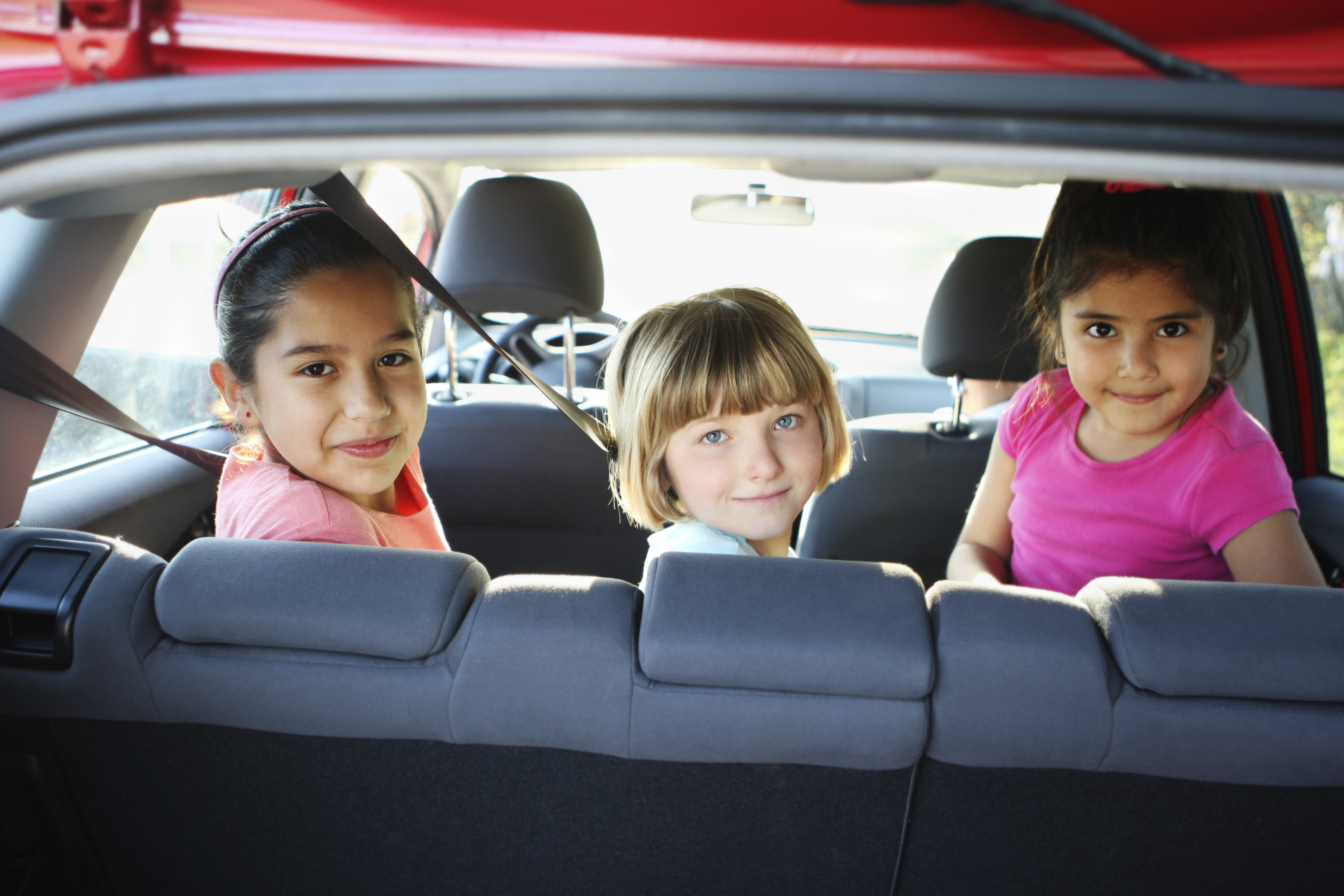 These Are Our Fave School Carpool Features (Apart From an Ejector Seat)