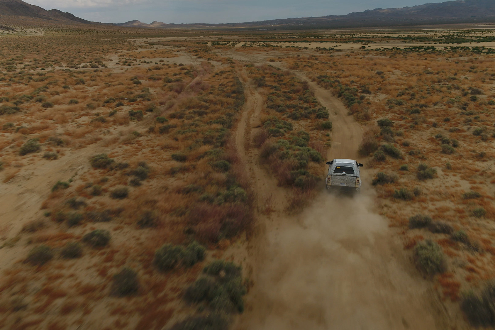 Ford Bronco Off-Road Tease Reveals Nothing Concrete — and Certainly No Asphalt