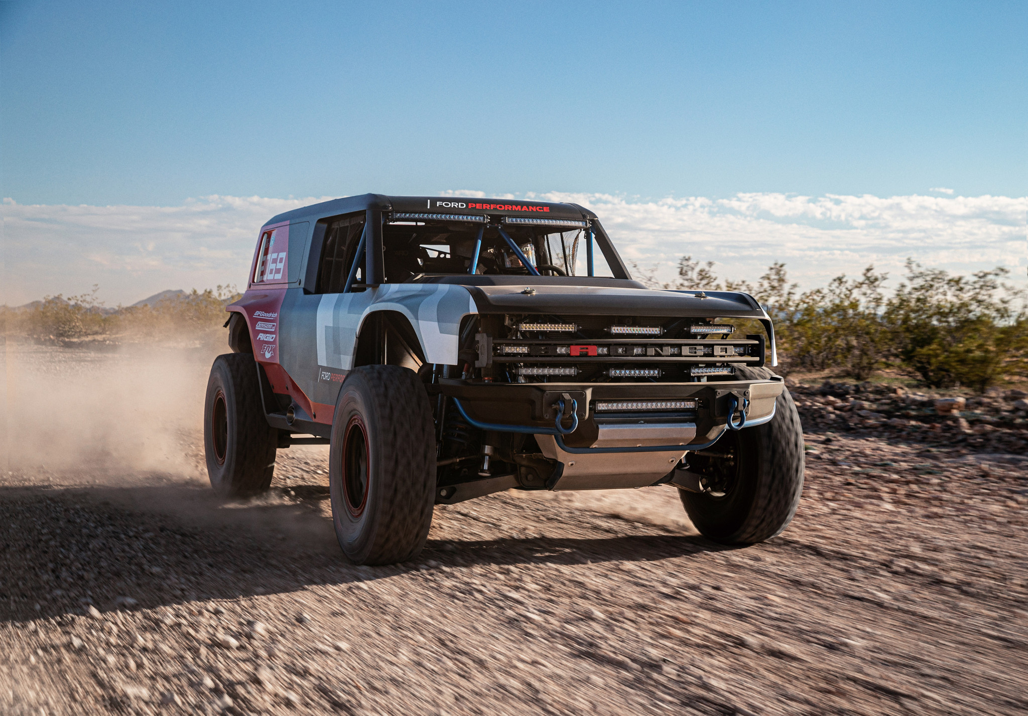 2020 Ford Bronco: 3 Things the Off-Road Race Prototype Tells Us About the SUV-to-Be