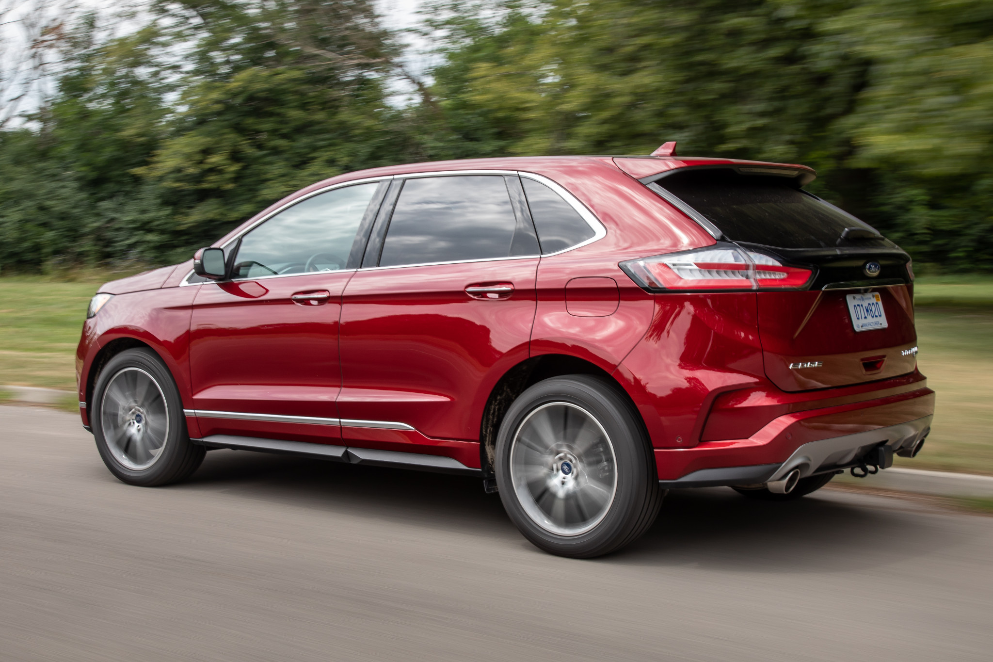 2019 Ford Edge Video: Do Updates Give This Mid-Size SUV an Edge Over Rivals?