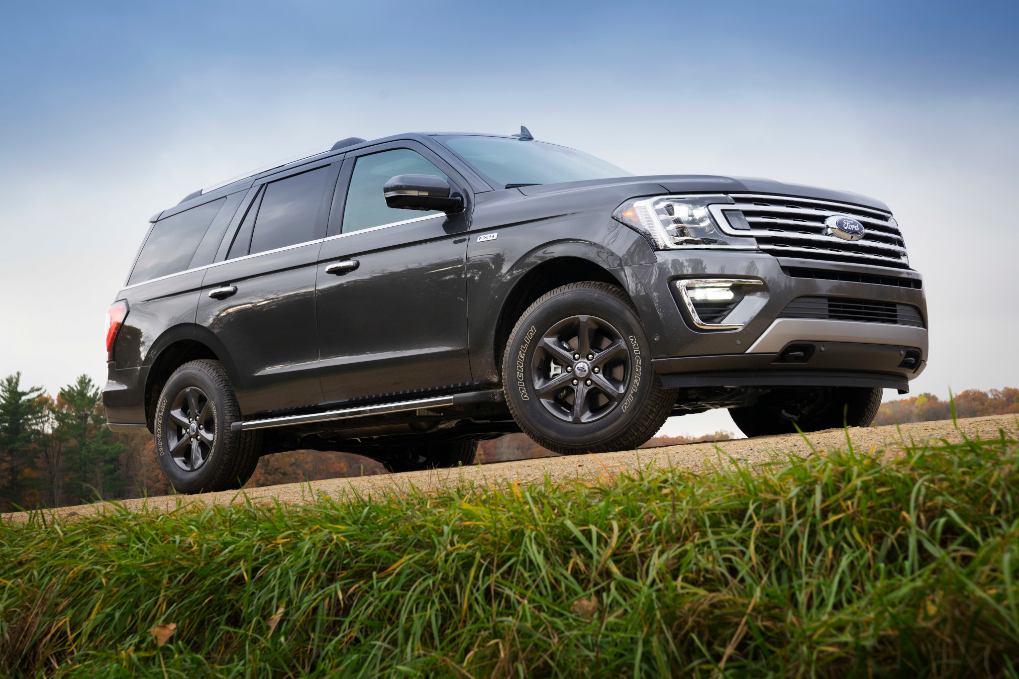 Off-Road Package for 2020 Ford Expedition Limited Boasts Best of Both Worlds