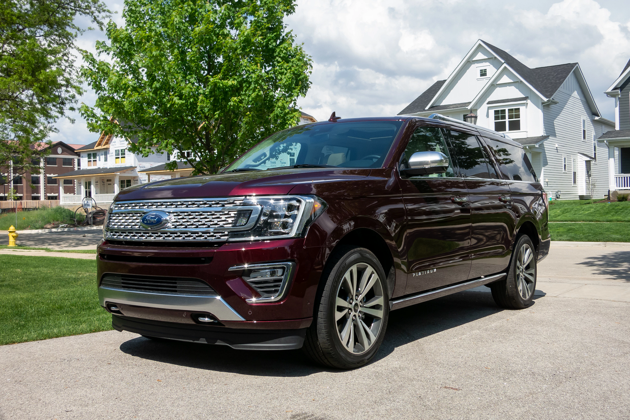 2020 Ford Expedition Platinum: What You Get When You Go Big