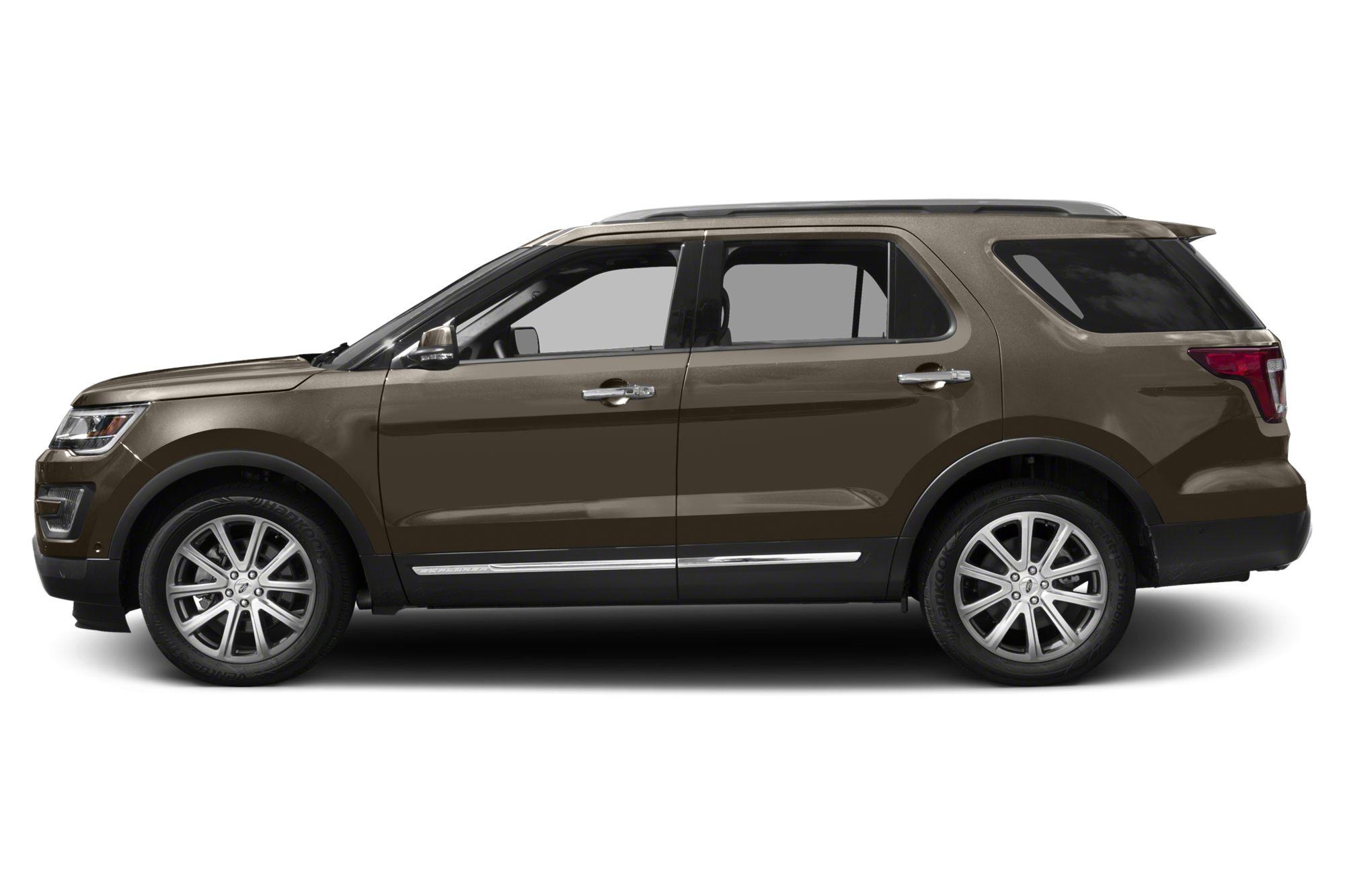2017 Ford Explorer: Recall Alert