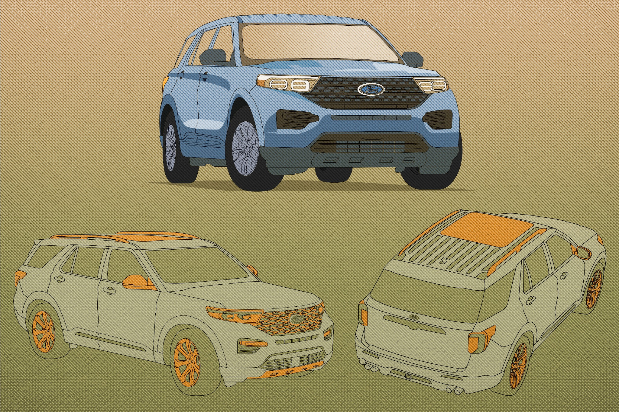 Which 2020 Ford Explorer Trim Should I Buy?