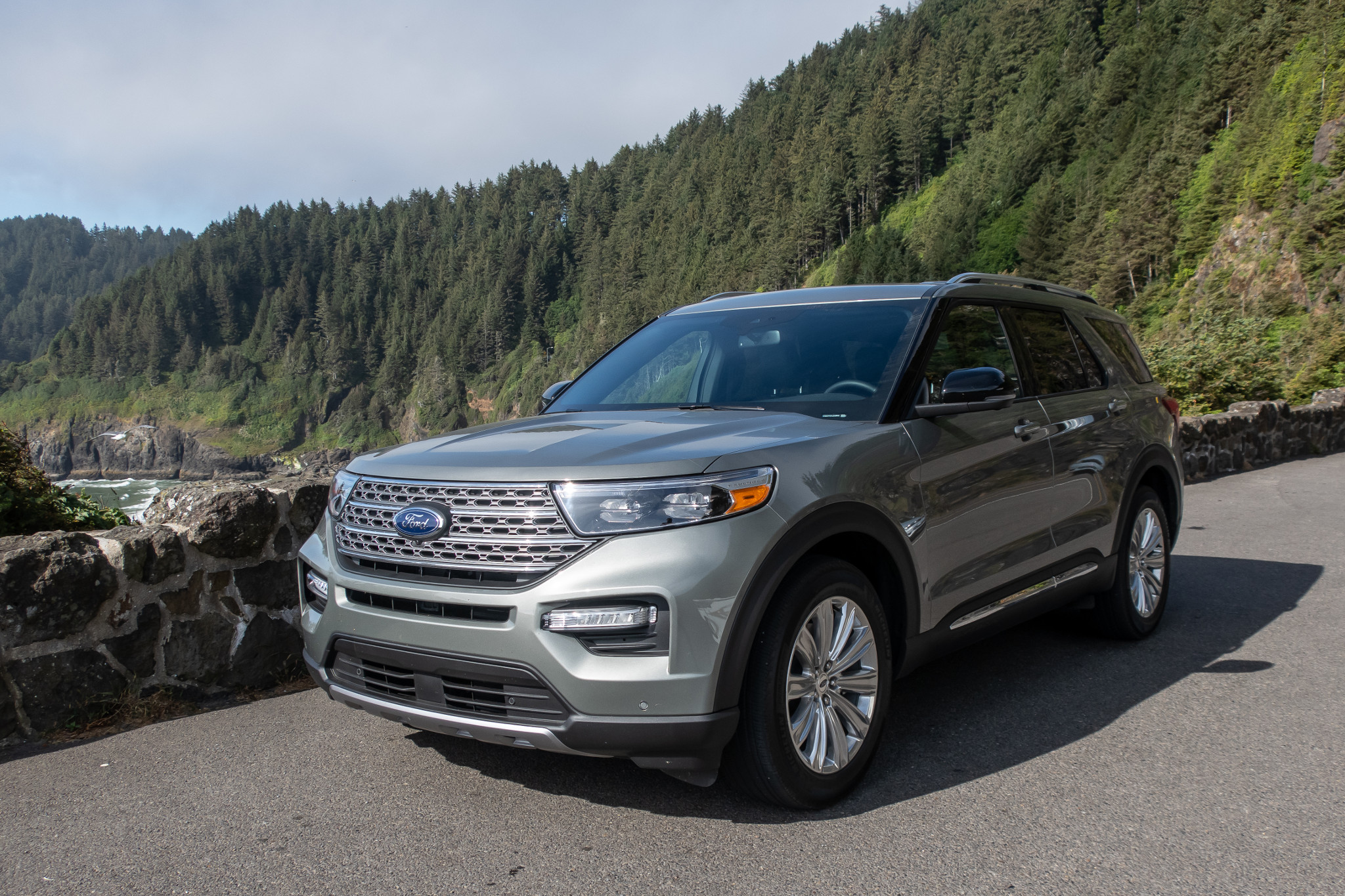 2020 Ford Explorer Hybrid Real World Fuel Economy News Cars Com