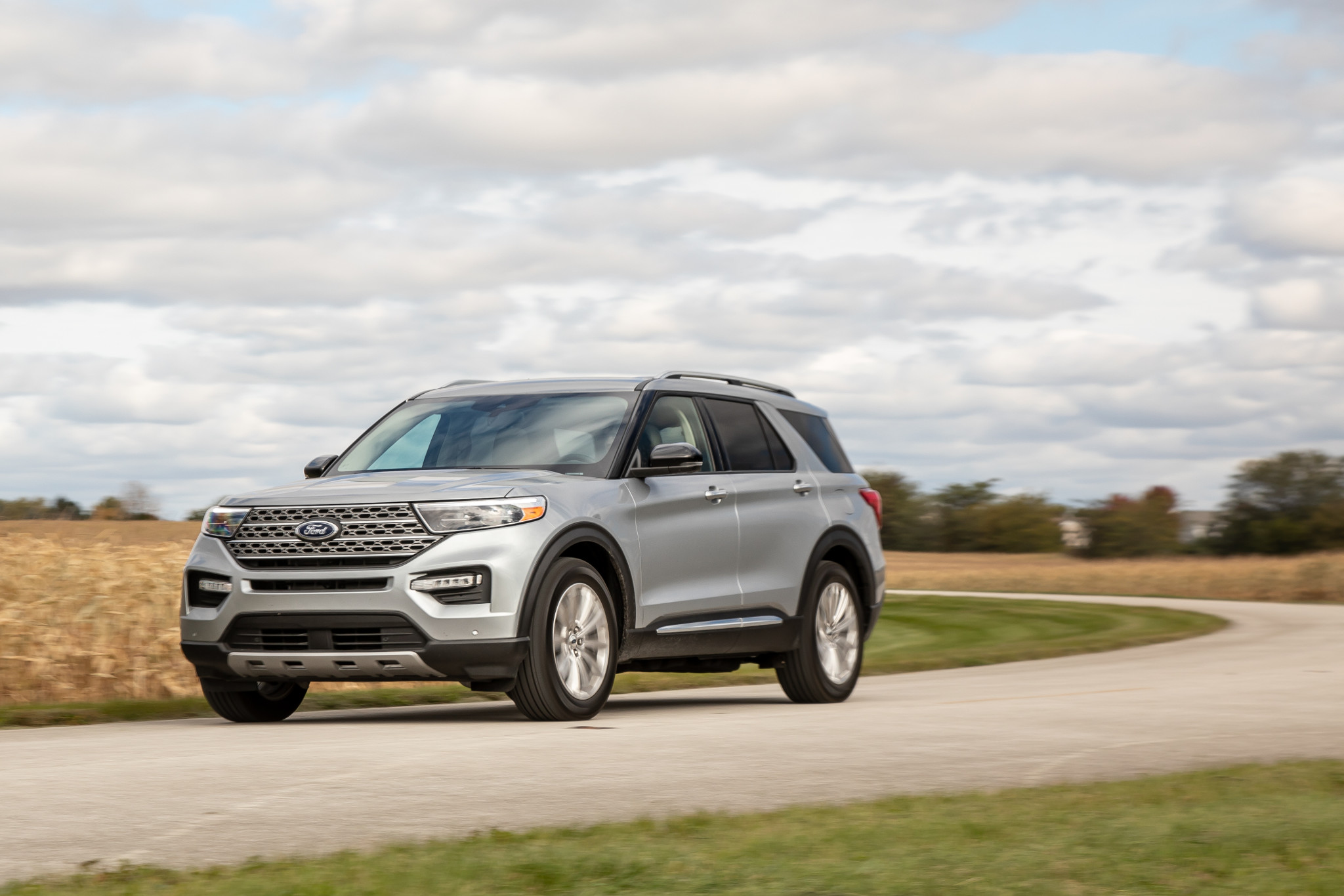2020 Ford Explorer Review: Looking Rearward
