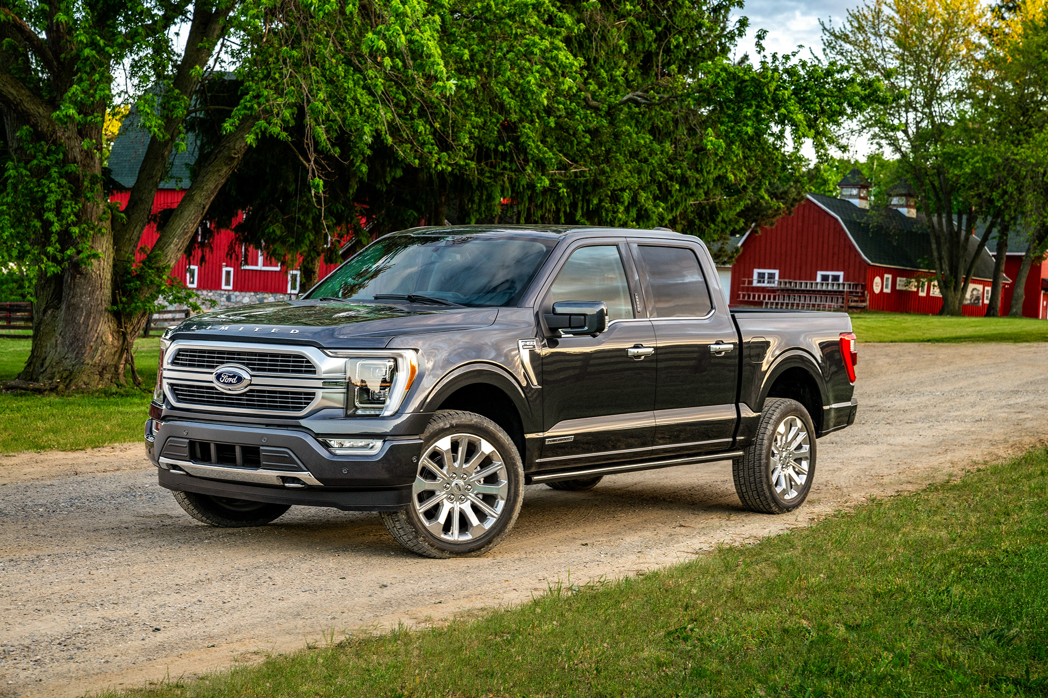 2021 Ford F-150 First Look Video: Something Old, Something New
