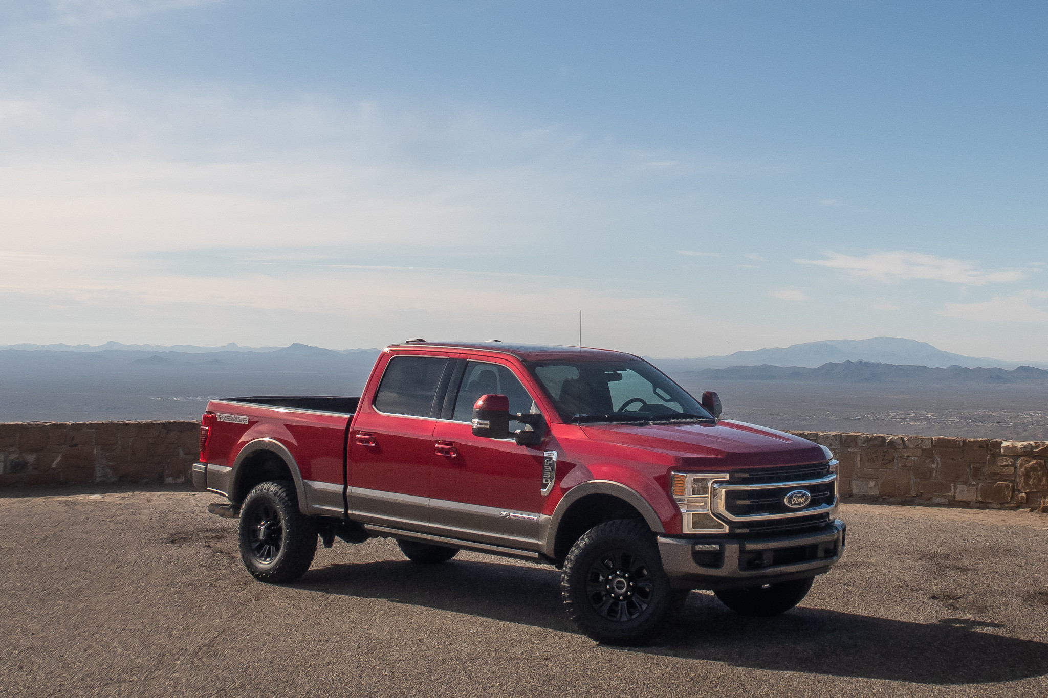 2020 Ford Super Duty F-250/F-350 Review: Finding New Power