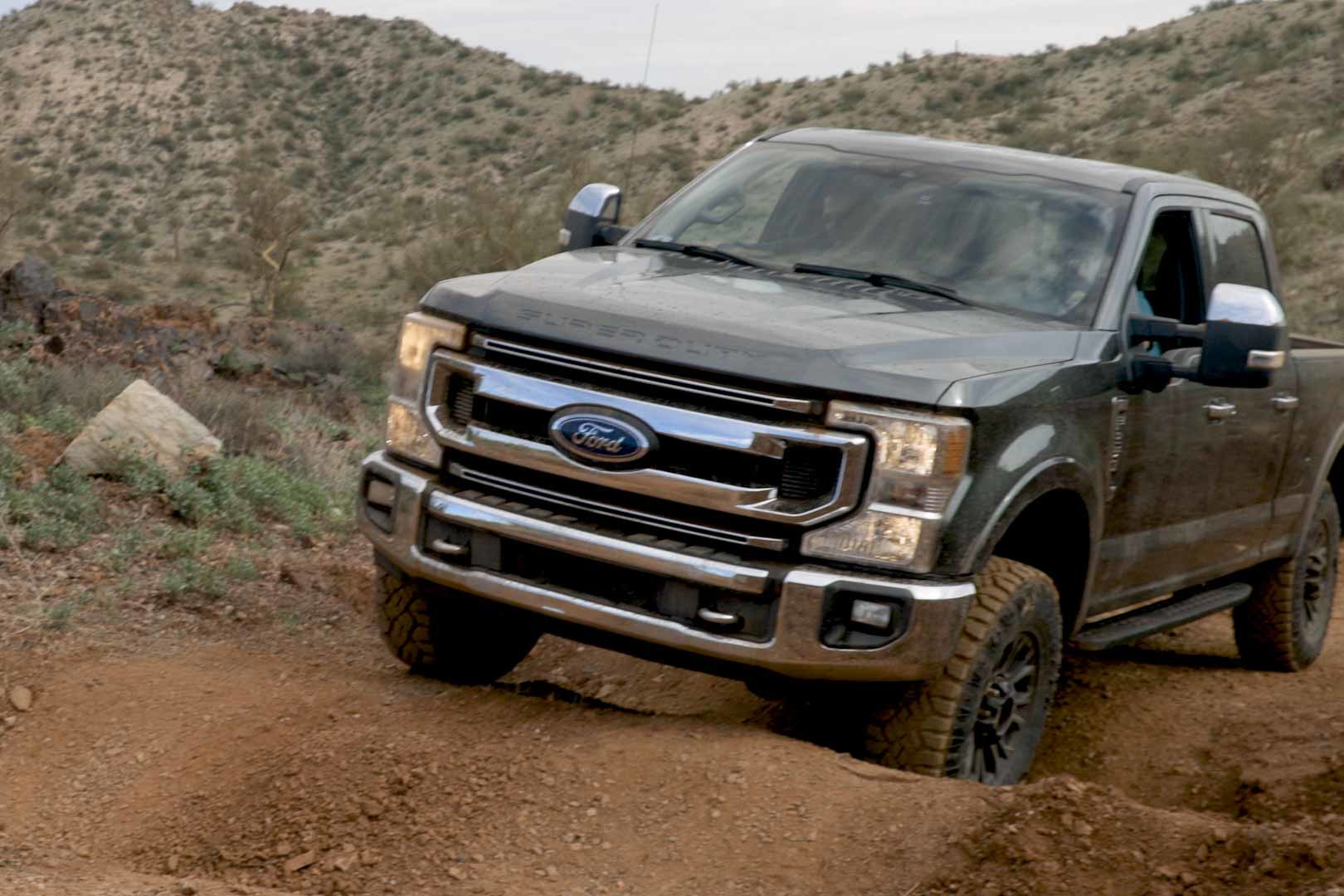All the Pickup Truck News: 2020 Ford Super Duty Driven, 2020 Chevy Silverado 1500 Updates, 1794 Tundra and More