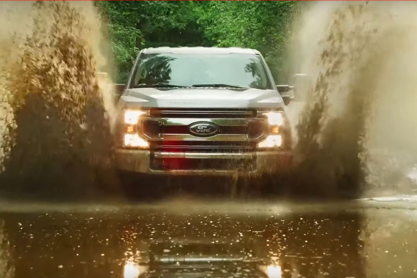 2020 Ford Super Duty Video: Familiar Outside, All-New Inside
