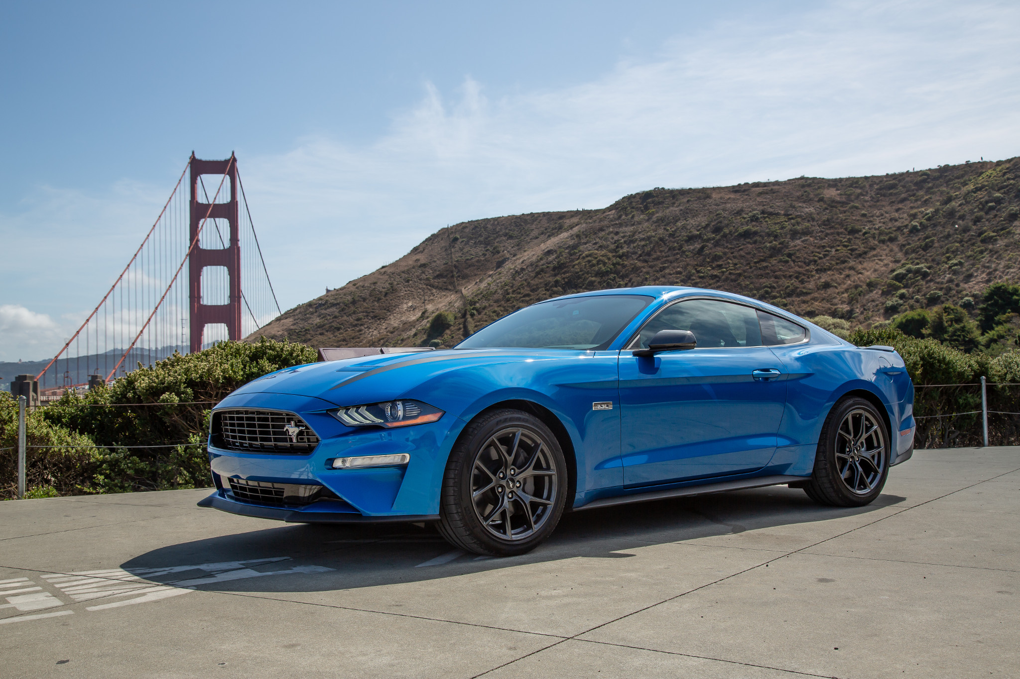 2020 Ford Mustang EcoBoost High Performance Pack Review: High ...