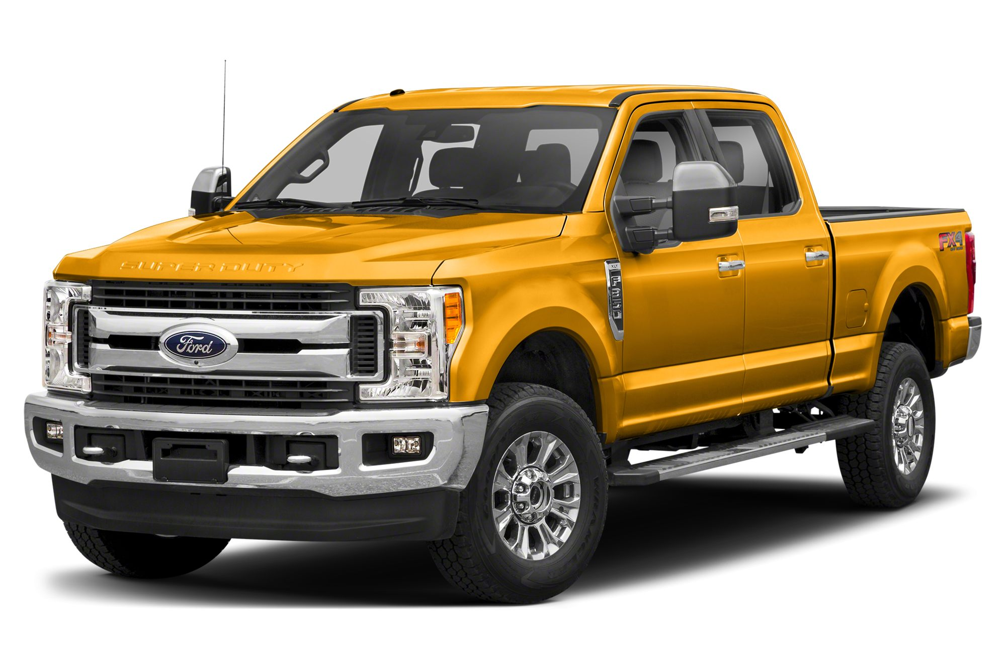 2019 Ford F-Series Super Duty: Recall Alert