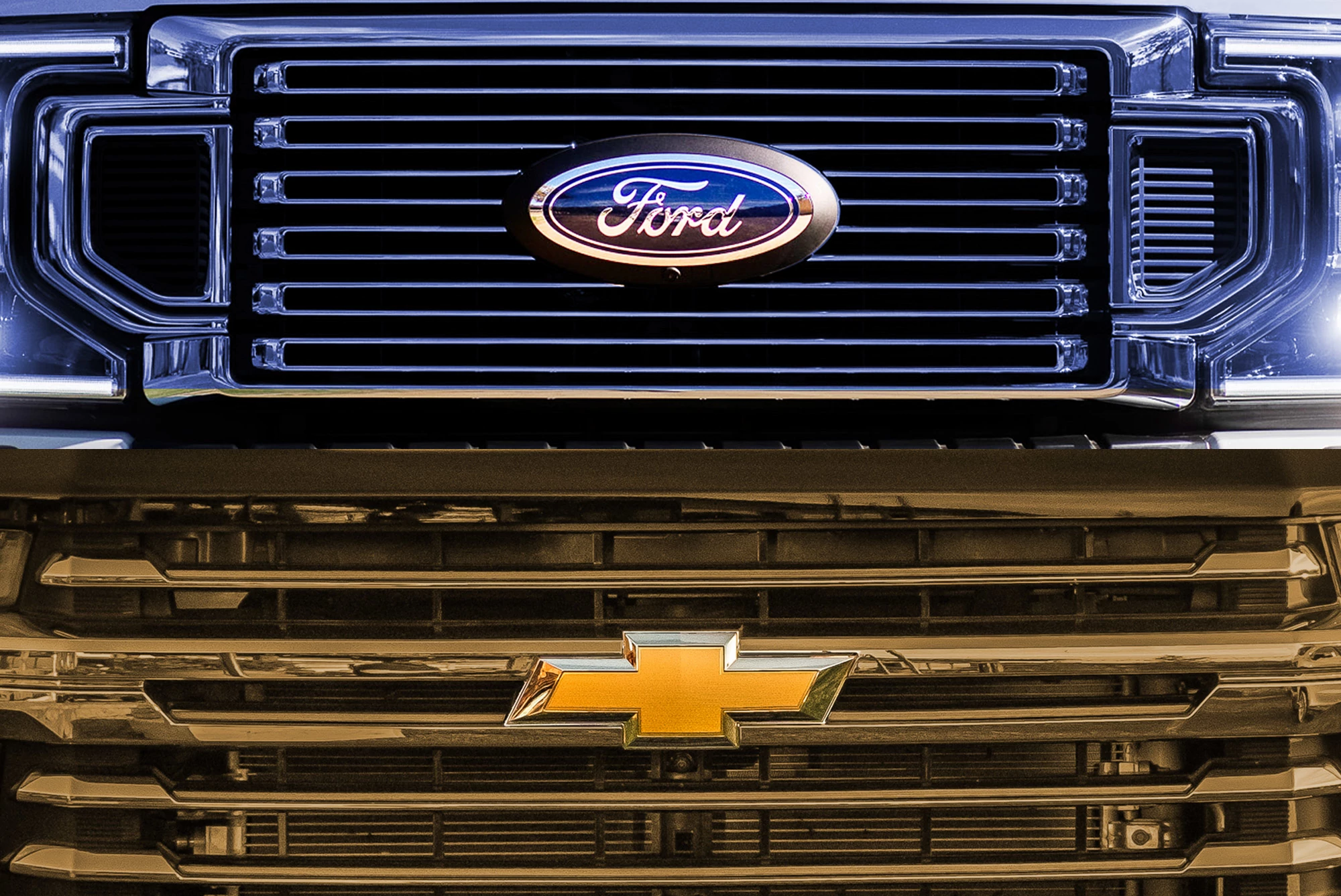 Ford Vs. Chevy: A Rivalry for the Automotive Ages Rages On