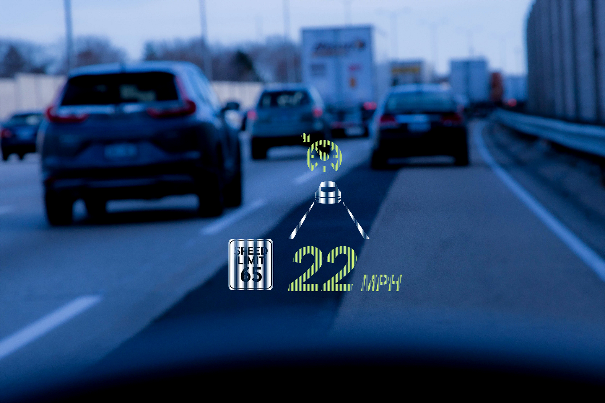 Specs BMW Head Up Display 2021