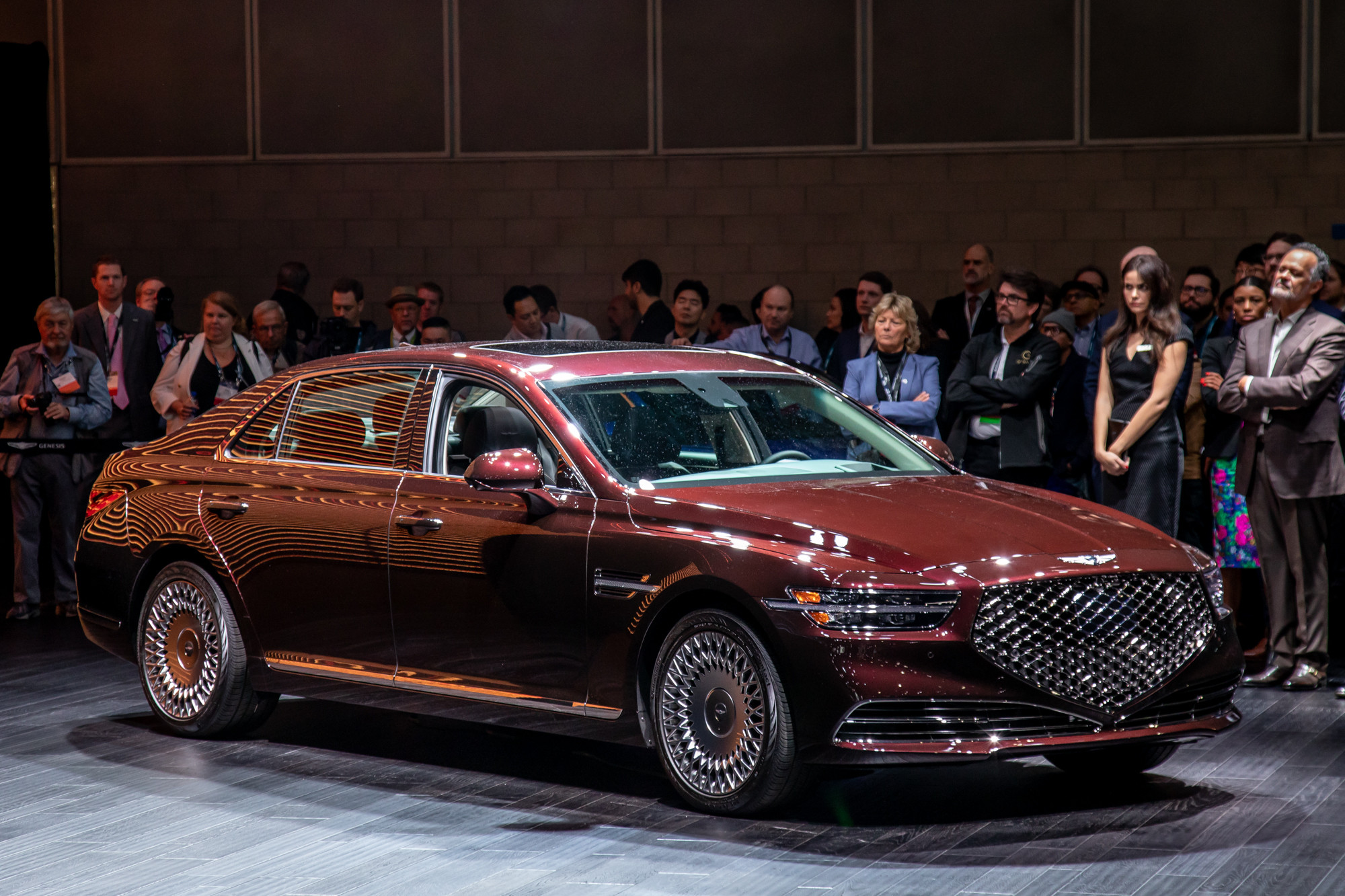 2020 Genesis G90 Refresh Makes a Great Luxury Car Even Better