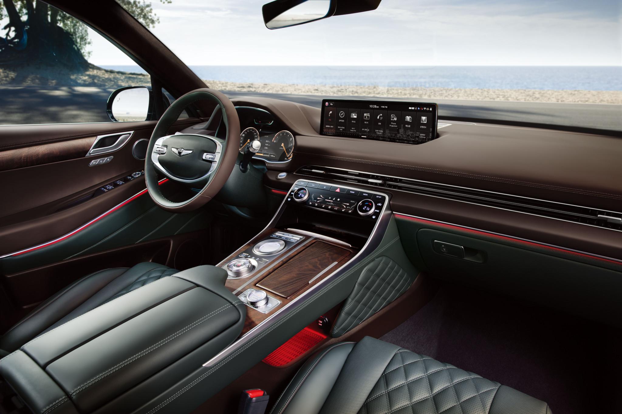 2021 Genesis GV80: 10 New Things We Know About Genesis' First SUV via @carsdotcom