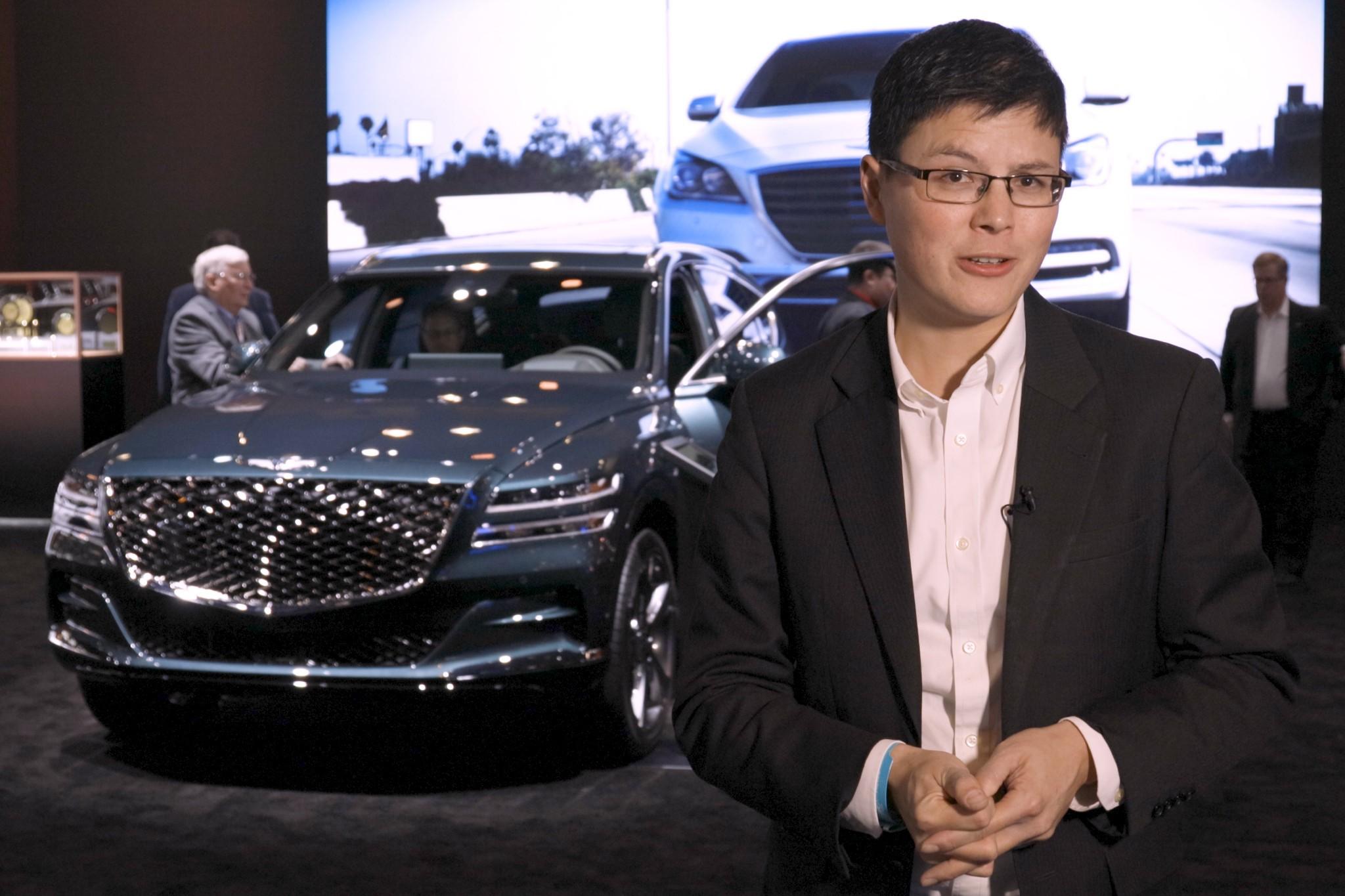 2021 Genesis GV80 Video: Not Just Some Spiffed-Up Hyundai Palisade