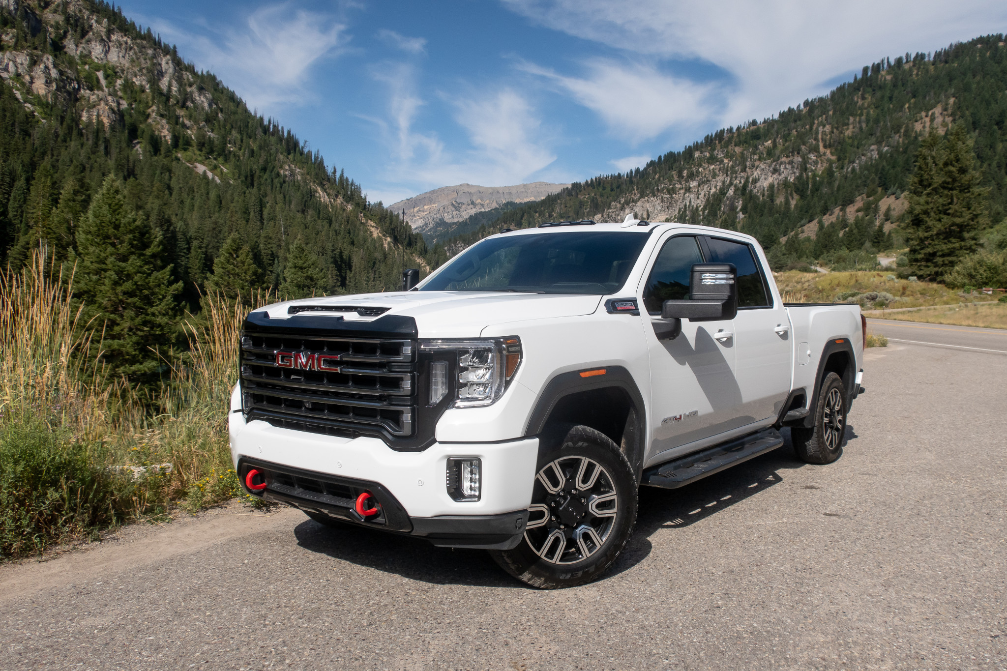 All the Pickup Truck News: GMC Sierra 1500 Duramax Vs. Ram 1500 EcoDiesel, GMC Sierra 2500 AT4 and More