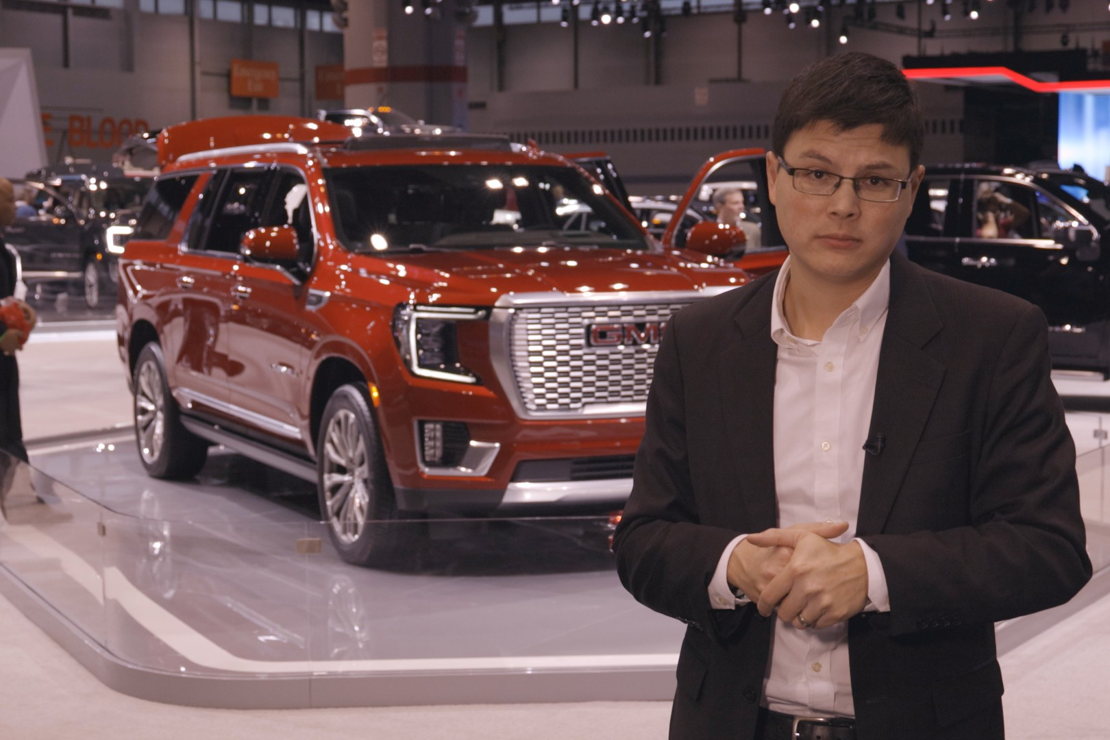 2021 GMC Yukon and Yukon XL Video: Dare to Be Different