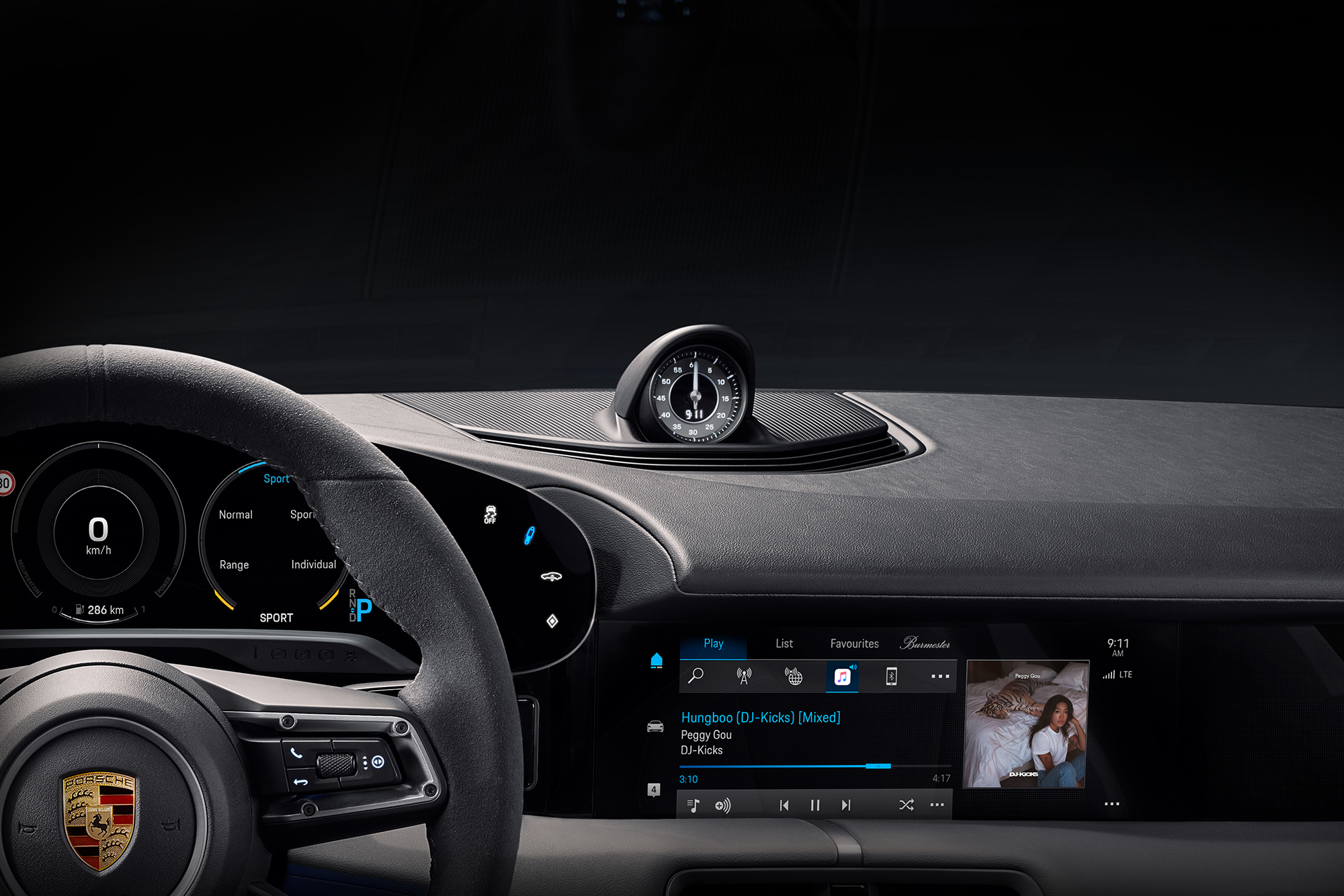 Porsche Is Taycan It to the Next Level With Apple Music Streaming Upgrade