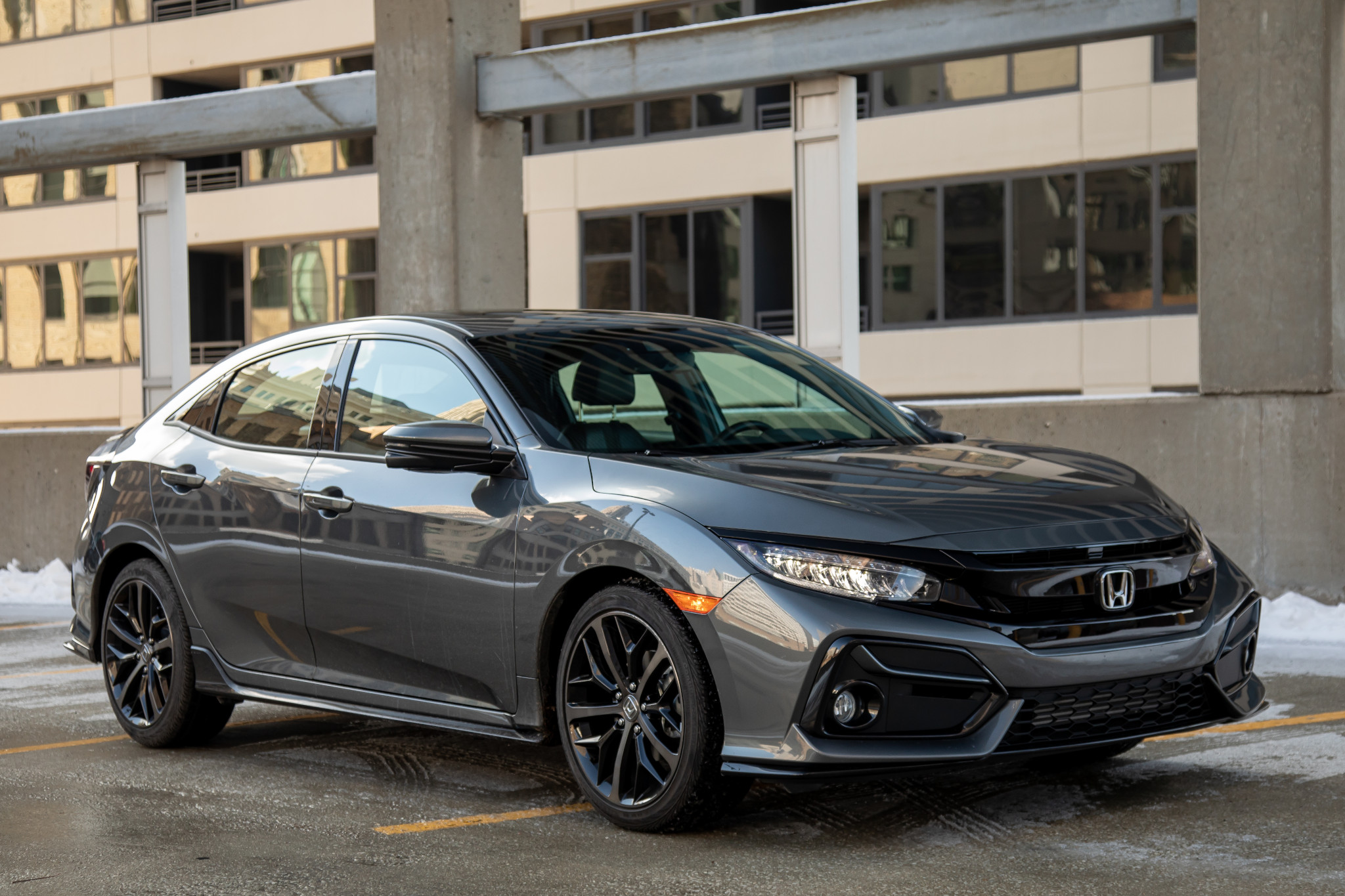 2020 Honda Civic Hatchback: 8 Things We Like (and 2 Not So Much)